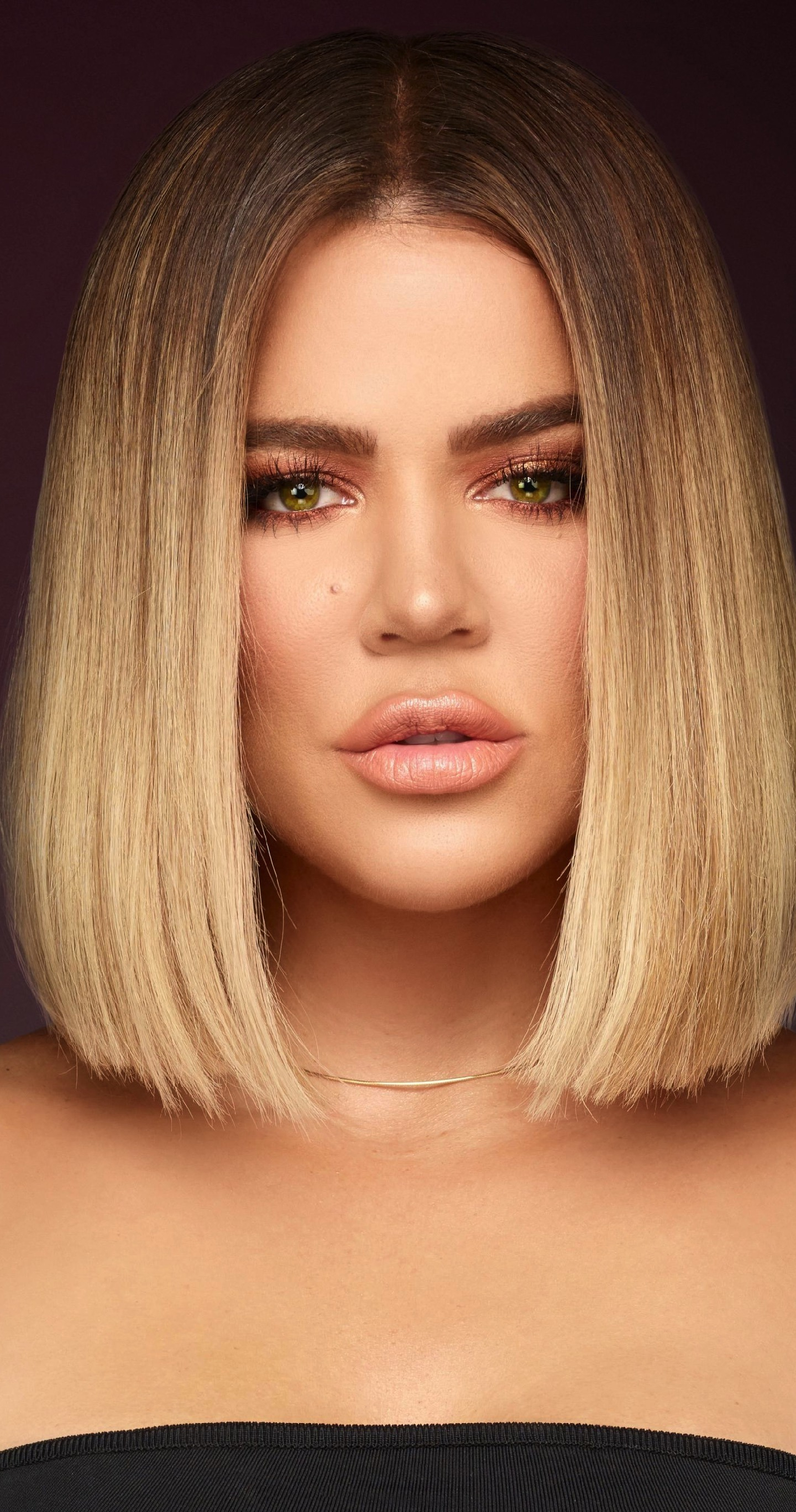Khloe Kardashian Keeping Up With The Kardashians Tv Personality Series 1440x2960