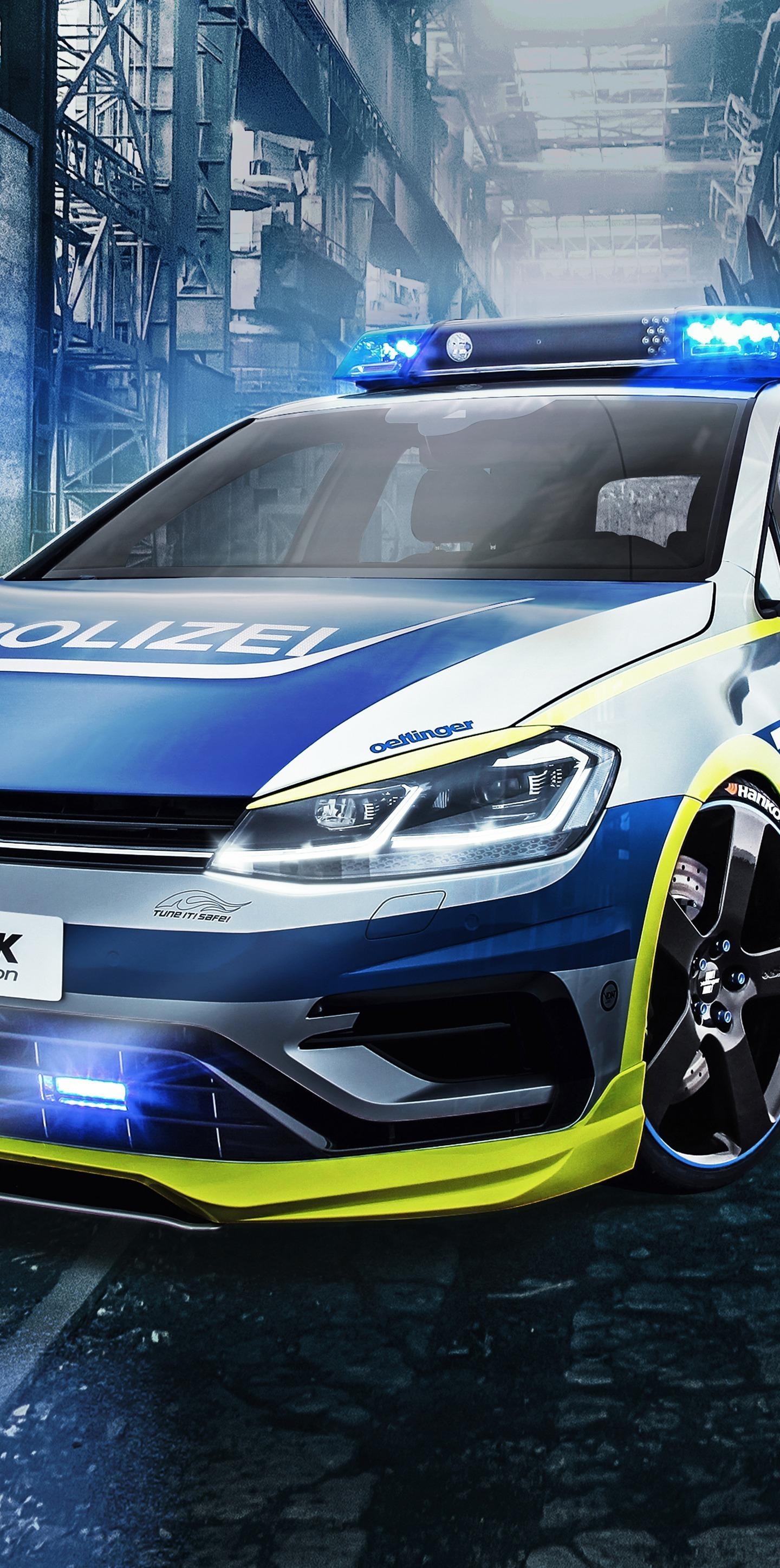Oettinger Volkswagen Golf 400r, tune it safe, car, 1440x2960 wallpaper
