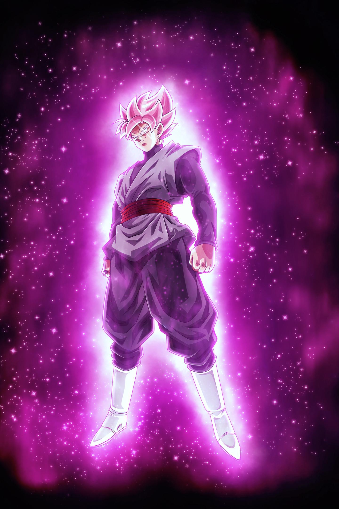 Download 1440x2960 Wallpaper Black Goku Ultra Instinct