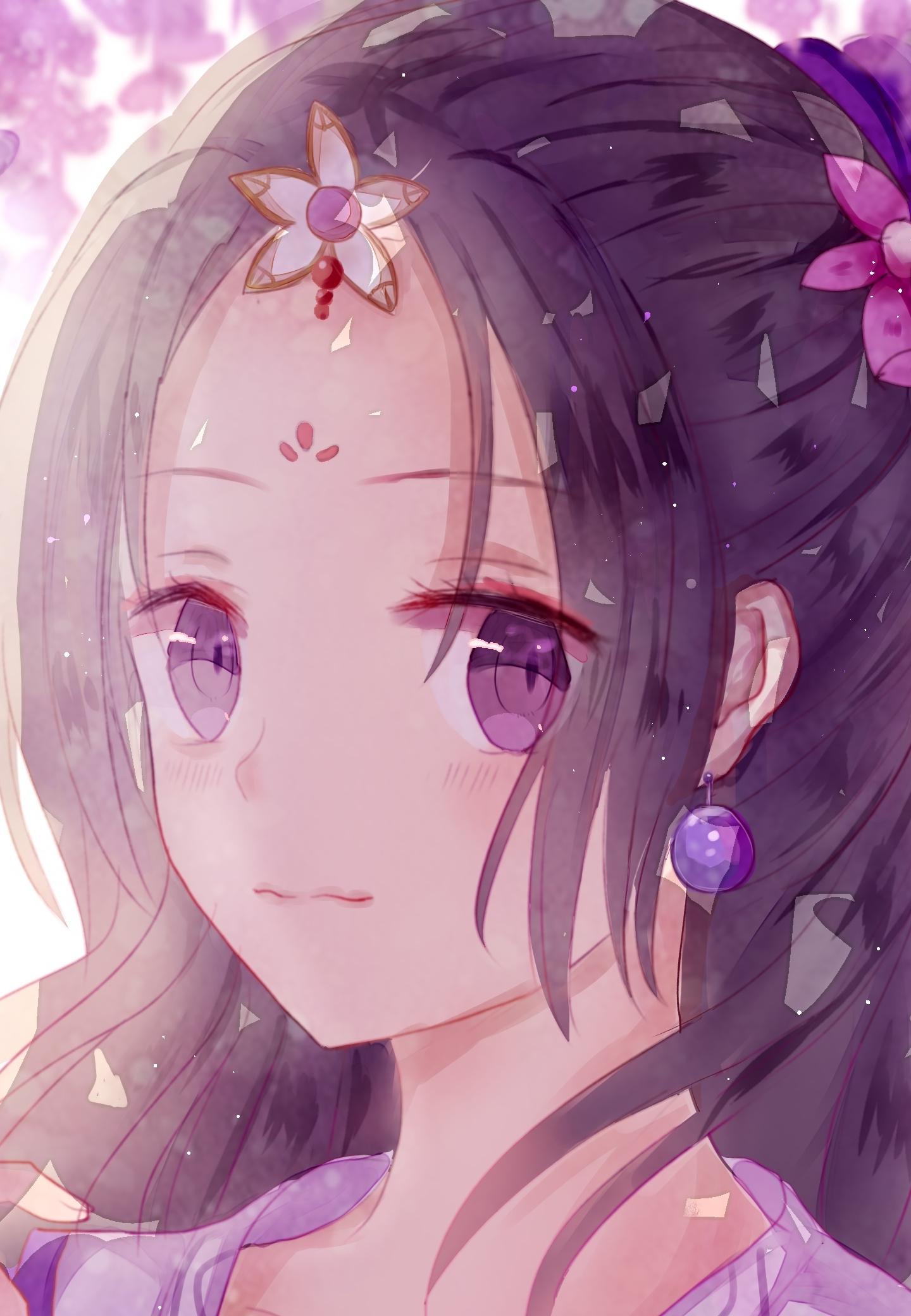 beautiful anime girl cutie
