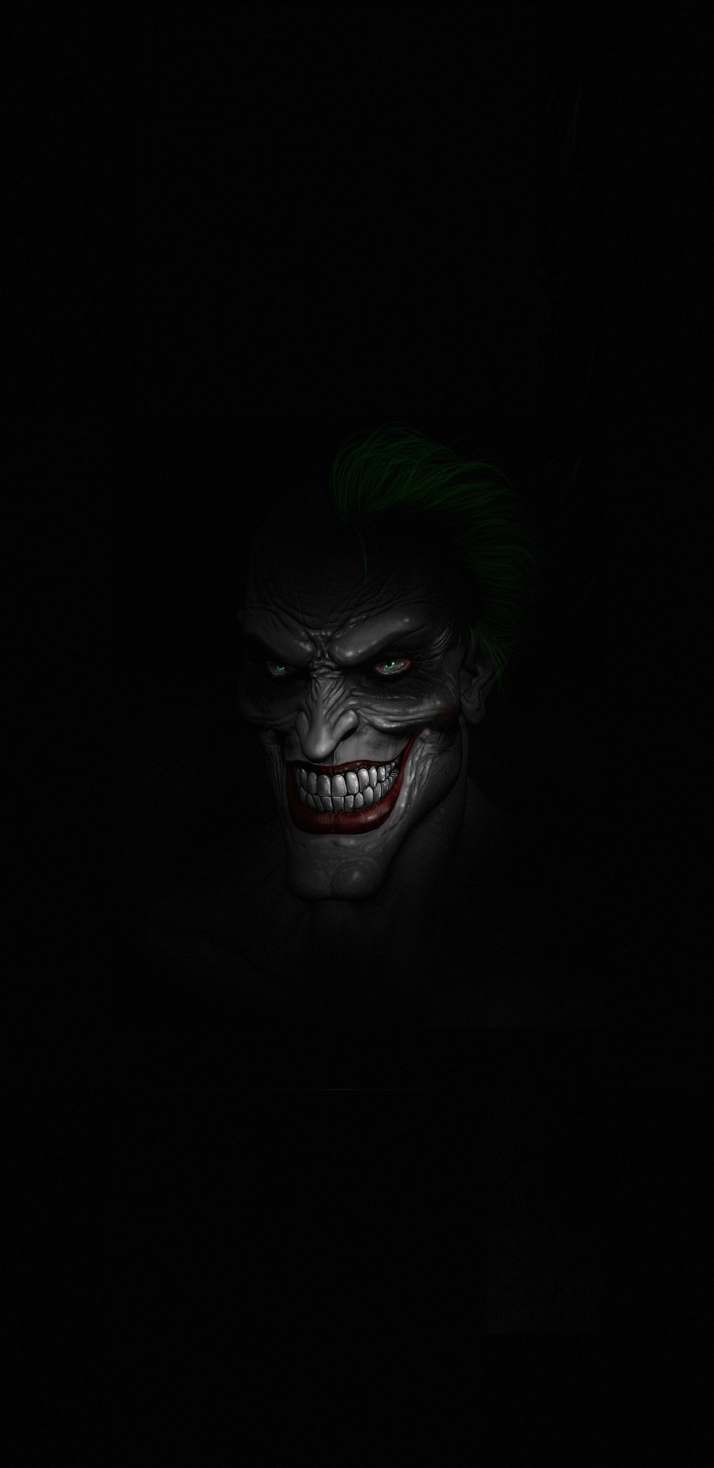 Download 1440x2960 Wallpaper Joker S Face Dark Minimal Samsung Galaxy S8 Samsung Galaxy S8 Plus 1440x2960 Hd Image Background 20167