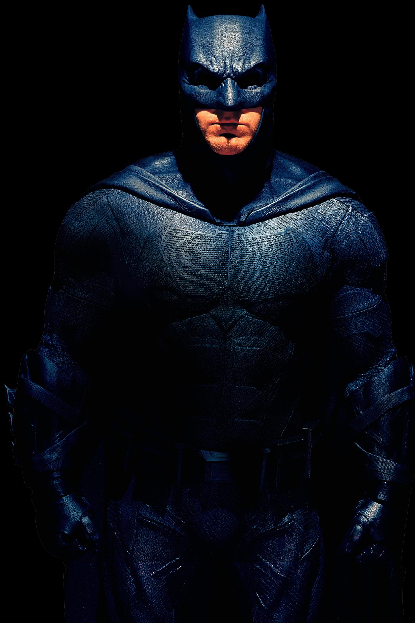 Download 1440x2960 wallpaper batman, superhero, justice ...