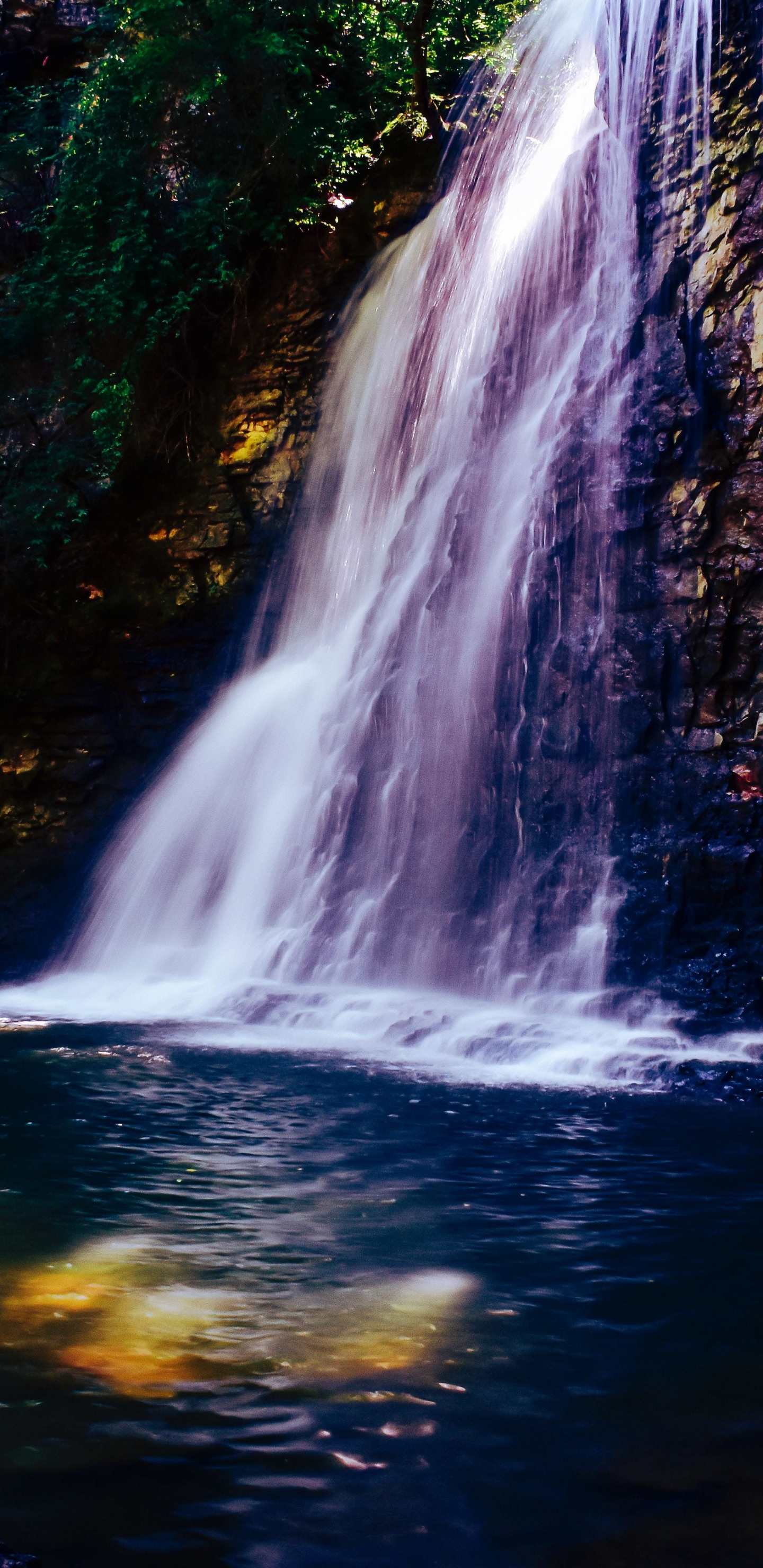 Download 1440x2960 Wallpaper Nature Waterfall Water Current Samsung Galaxy S8 Samsung Galaxy S8 Plus 1440x2960 Hd Image Background 9989