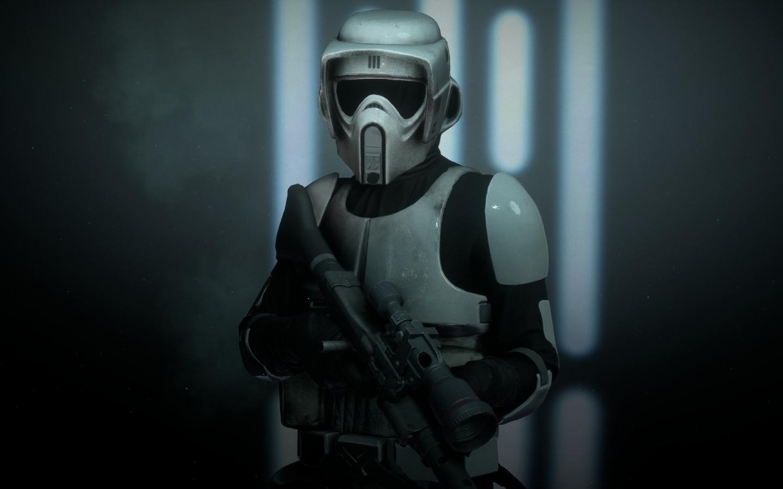 Download 1440x900 Wallpaper Star Wars Star Wars Battlefront Ii Scout Trooper Video Game Widescreen 16 10 Widescreen 1440x900 Hd Image Background 9360