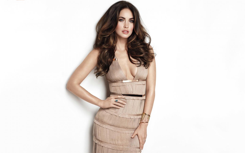 Megan fox, hot model, actress, celebrity, 1440x900 wallpaper