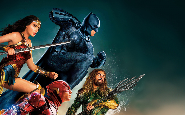 Justice league, movie, superheroes, 1440x900 wallpaper