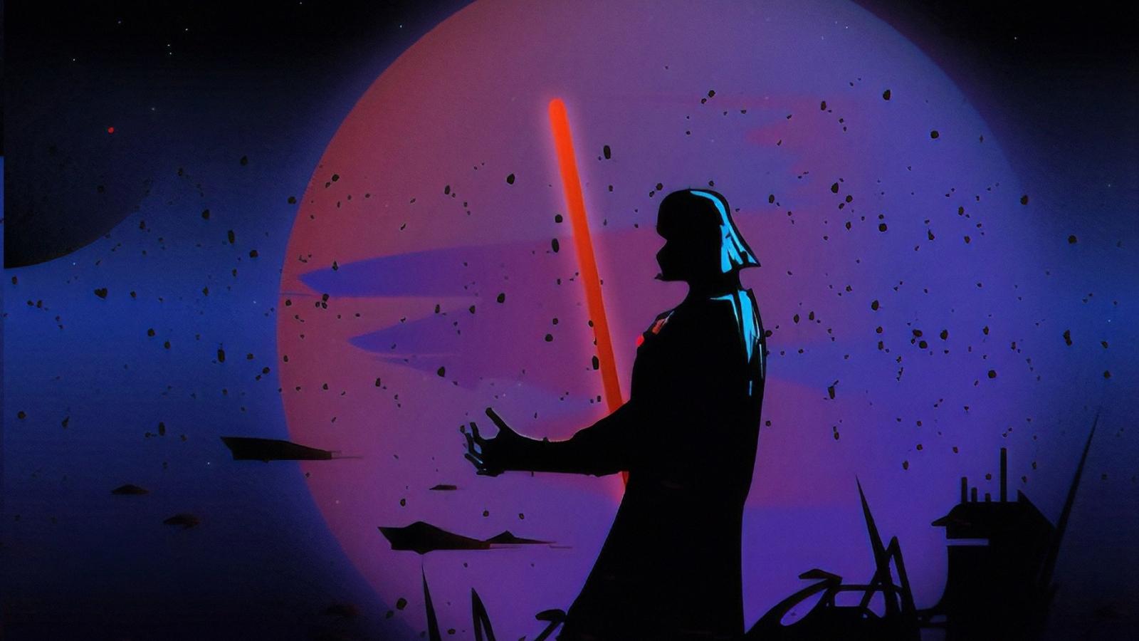 Download 1600x900 Wallpaper Star Wars Darth Vader Digital Art Widescreen 16 9 Widescreen 1600x900 Hd Image Background 23055