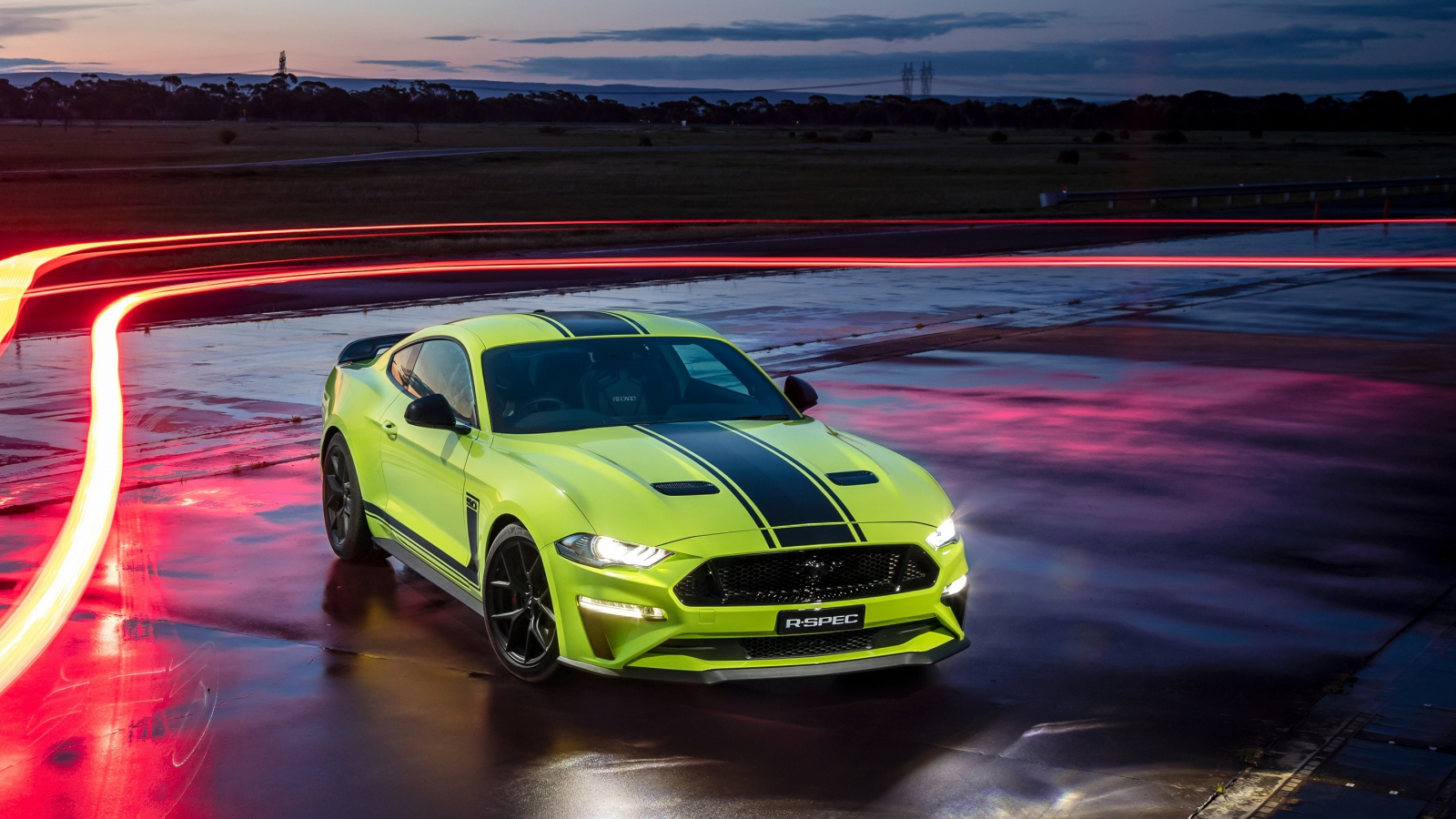 Download 1600x900 Wallpaper Ford Mustang Gt Fastback Sports Car 2019 Widescreen 16 9 Widescreen 1600x900 Hd Image Background 23115