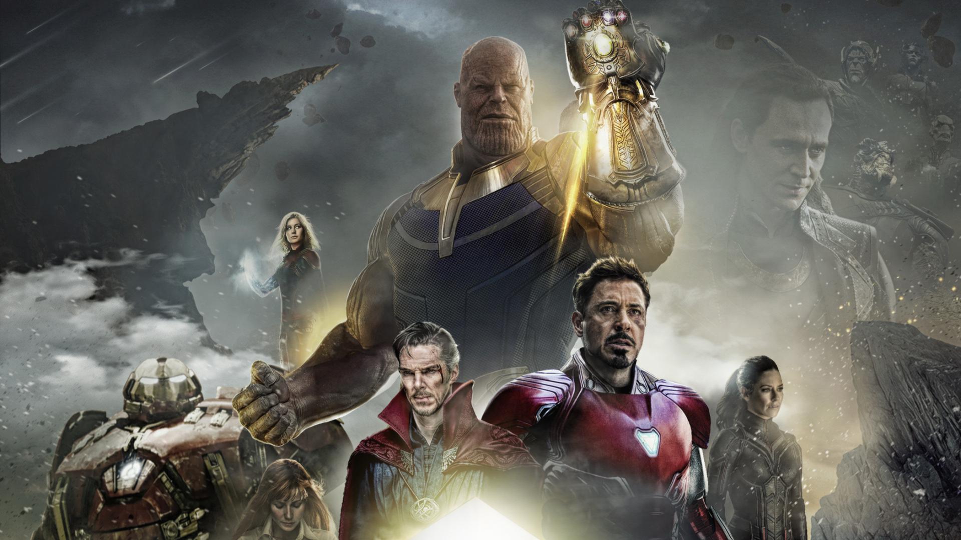 Download 1920x1080 wallpaper avengers: infinity war, 2018 ...