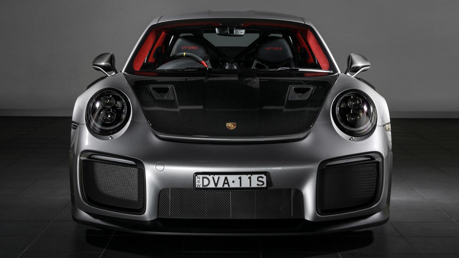 Download 1920x1080 Wallpaper 2018 Porsche 911 Gt3 Rs Sports Car Full Hd Hdtv Fhd 1080p 1920x1080 Hd Image Background 5666