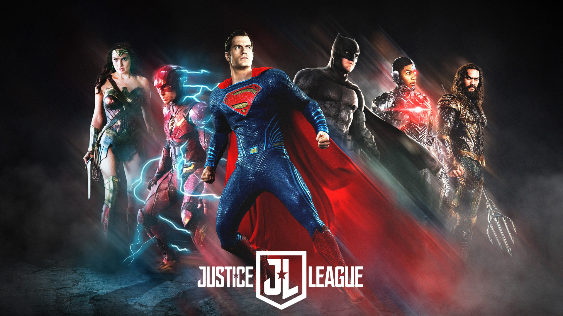 Download 1920x1080 Wallpaper Justice League Fan Art Movie