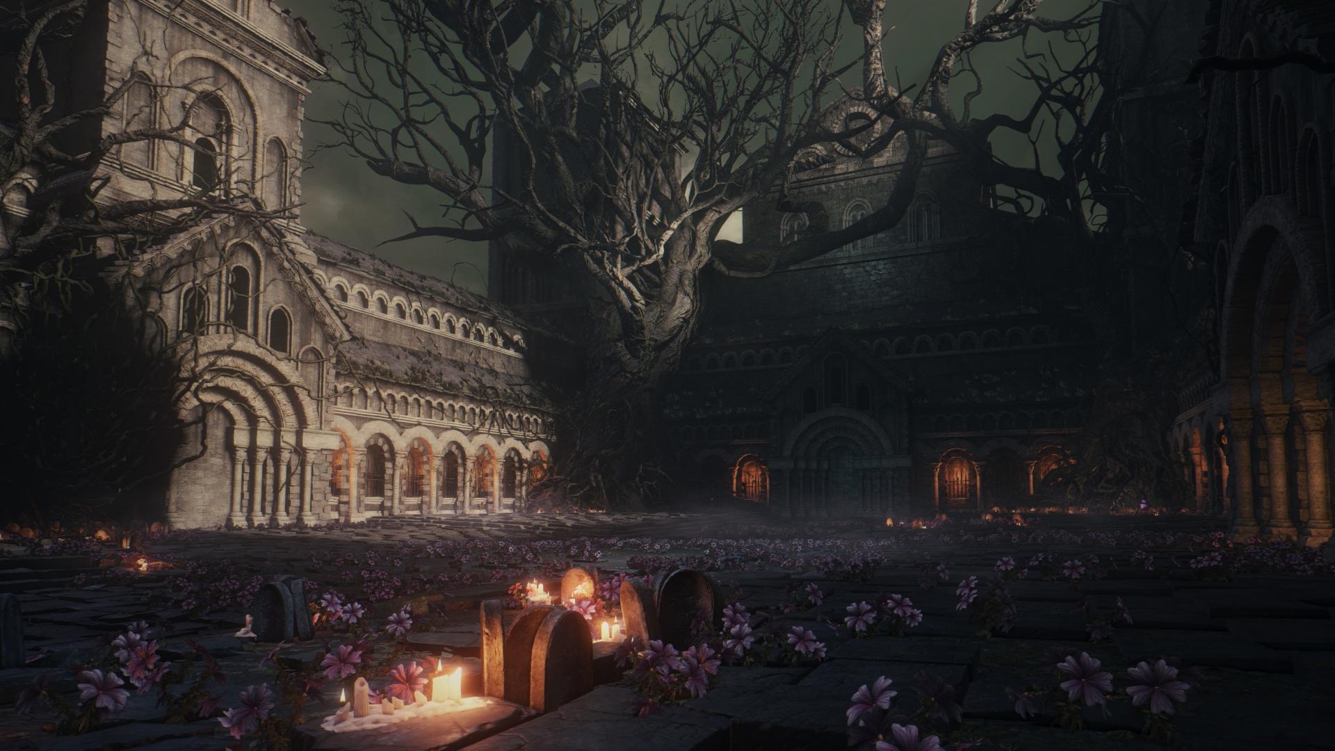 Download 1920x1080 Wallpaper Dark Souls Iii Video Game
