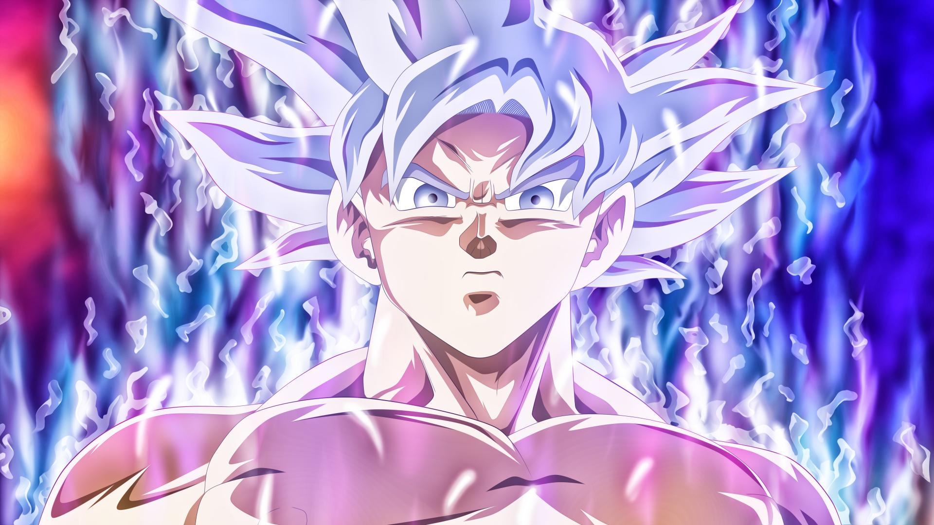 Download 1920x1080 Wallpaper Ultra Instinct Dragon Ball Son Goku