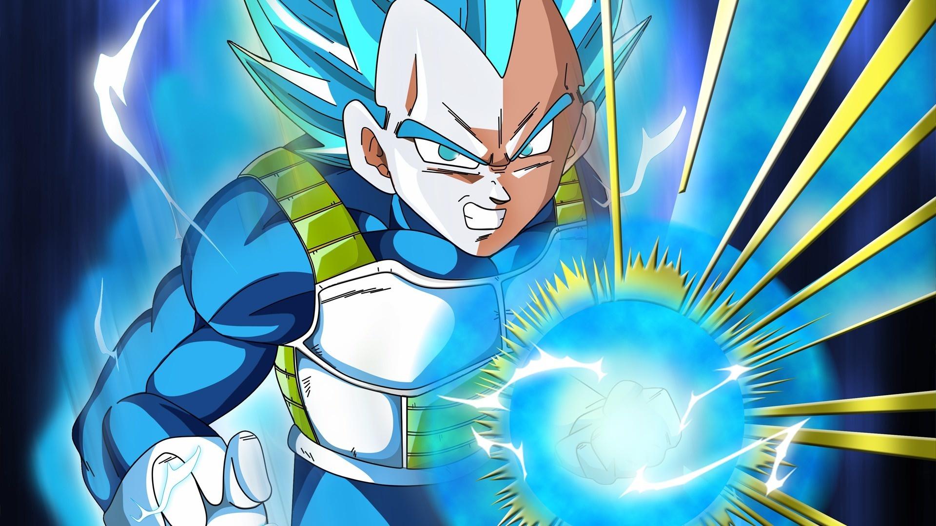 Download 1920x1080 Wallpaper Blue Power Dragon Ball Super Vegeta Full Hd Hdtv Fhd 1080p 1920x1080 Hd Image Background 8006