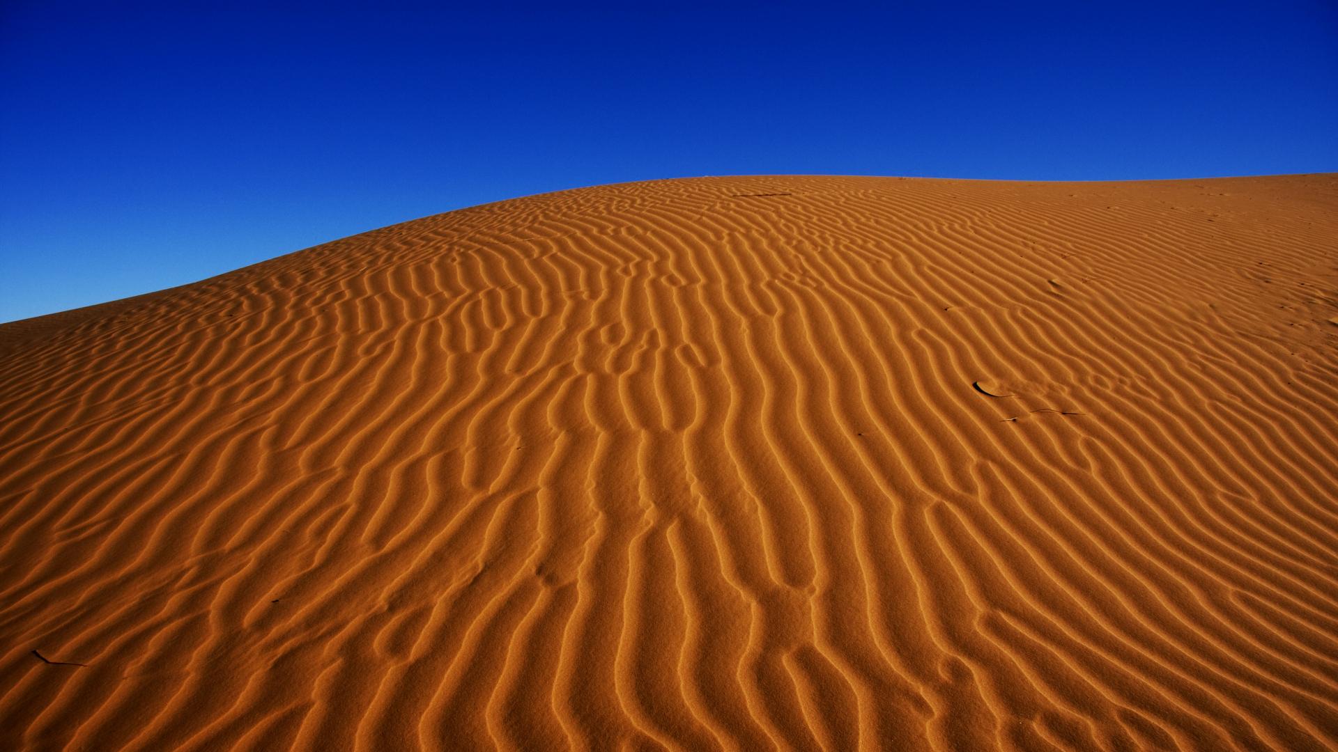Download 1920x1080 wallpaper desert, nature, sand, dunes ...
