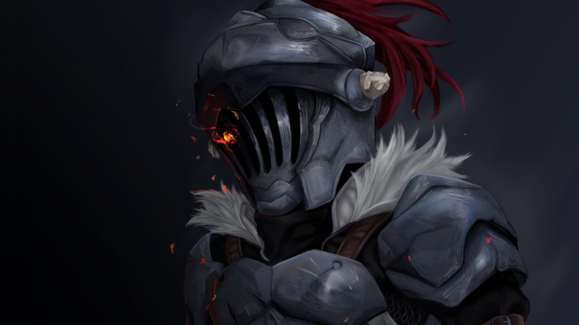 Download 1920x1080 wallpaper anime goblin slayer soldier - Anime backgrounds hd 1920x1080 ...