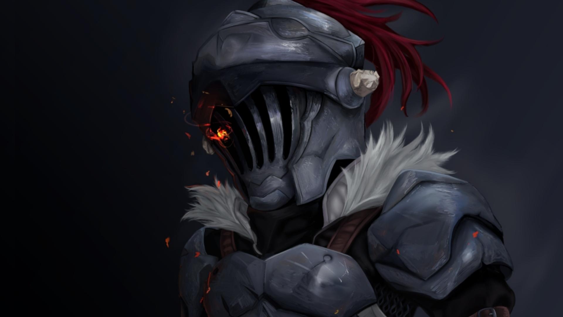 Download 1920x1080 wallpaper anime goblin slayer soldier armour full hd hdtv fhd 1080p - 1920x1080 hentai wallpaper ...