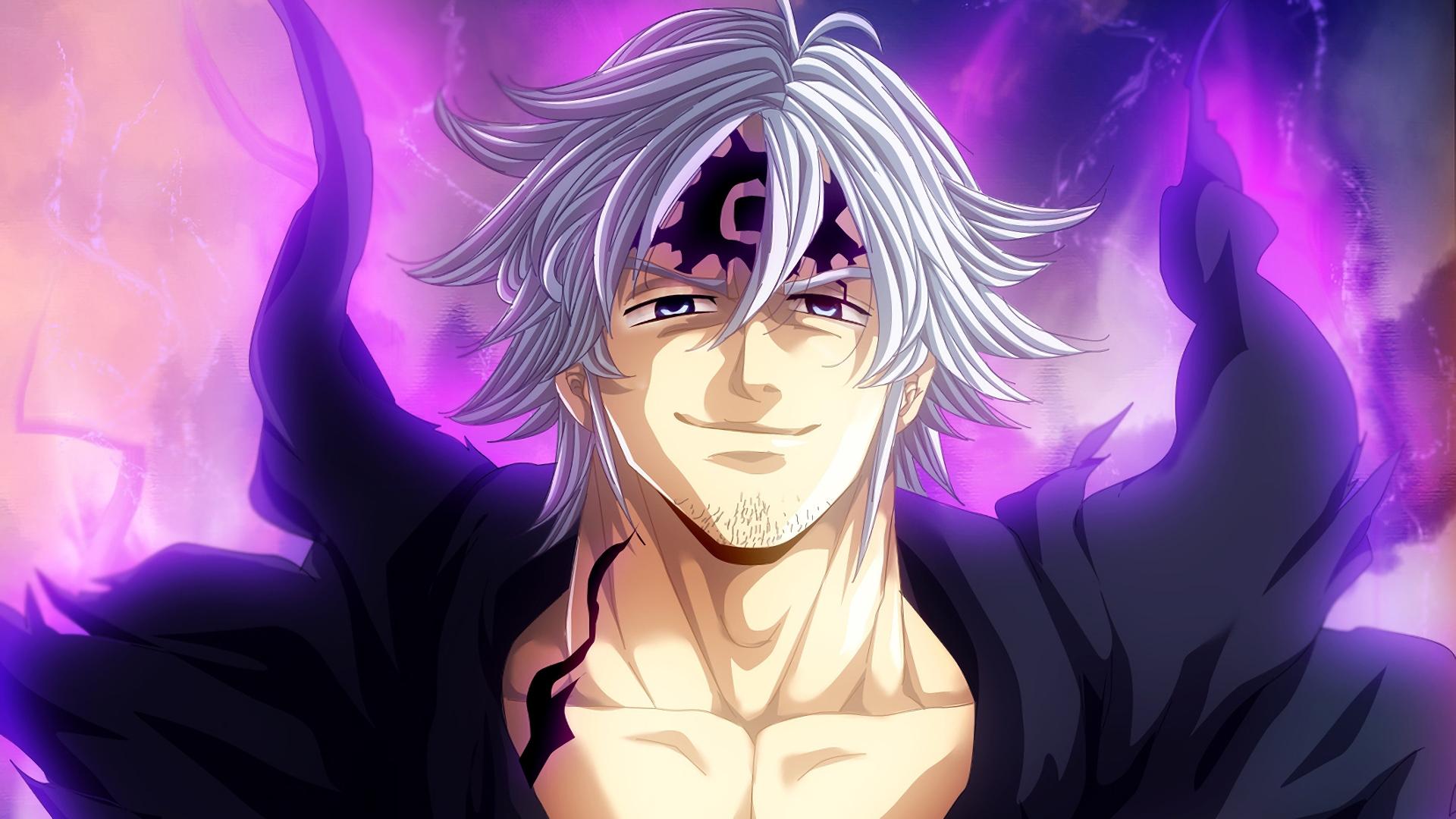 Download 1920x1080 Wallpaper Anime Boy The Seven Deadly Sins