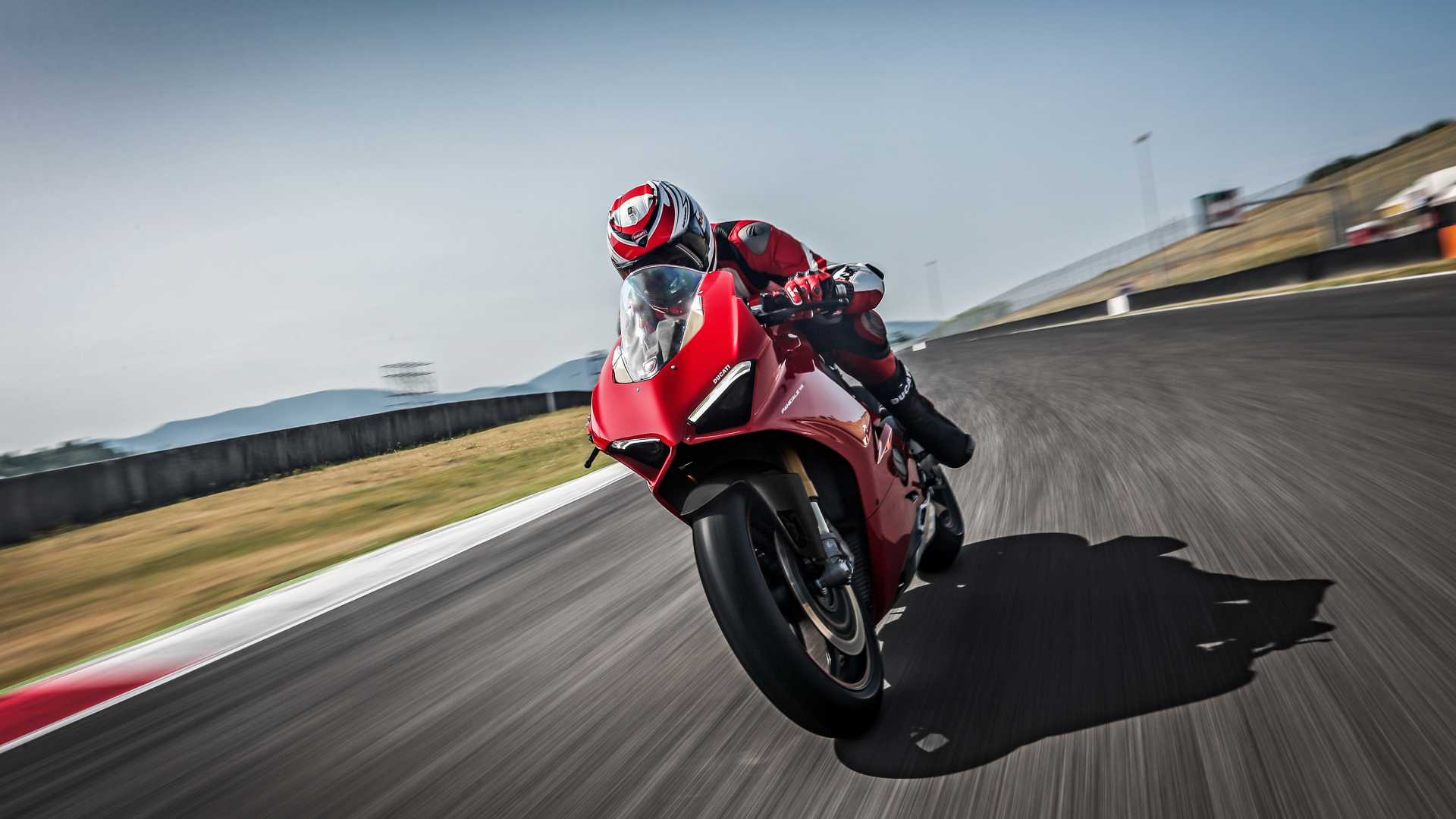 Ducati panigale v4, speciale, 2018, racing bike, 1920x1080 wallpaper