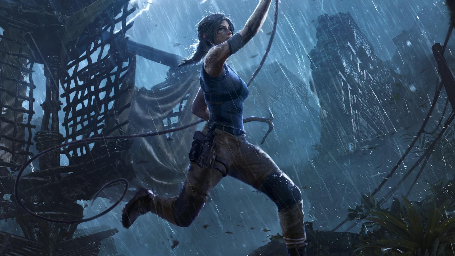 Rise Of The Tomb Raider Lara Croft UHD 4K Wallpaper   Pixelz