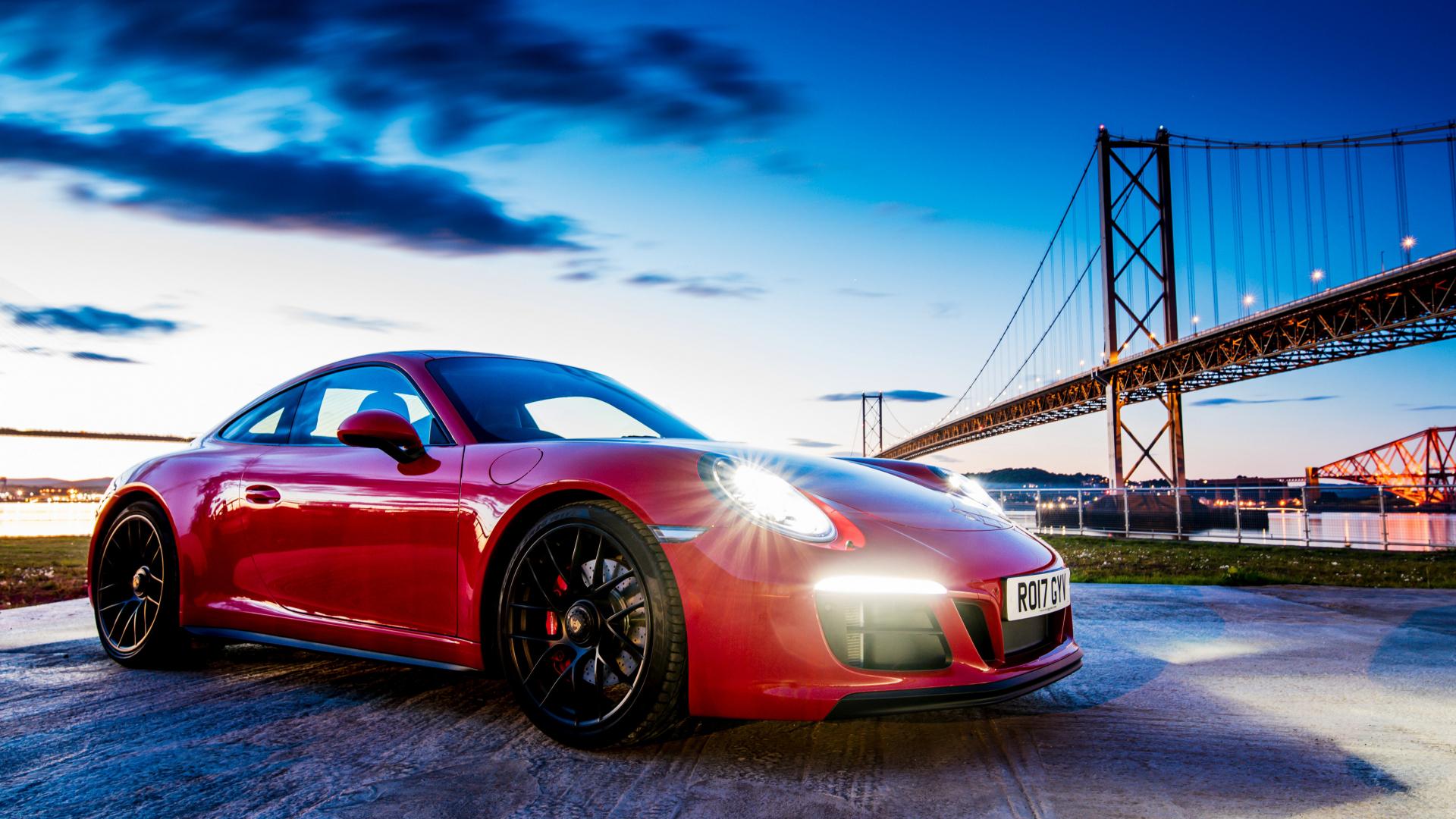 2017 porsche 911 carrera gts, coupe