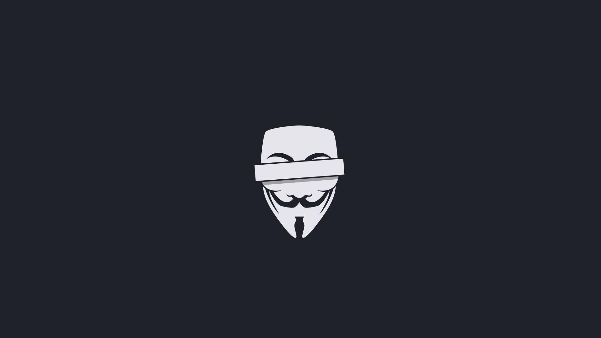 Download 1920x1080 Wallpaper Movie Minimal Mask V For Vendetta
