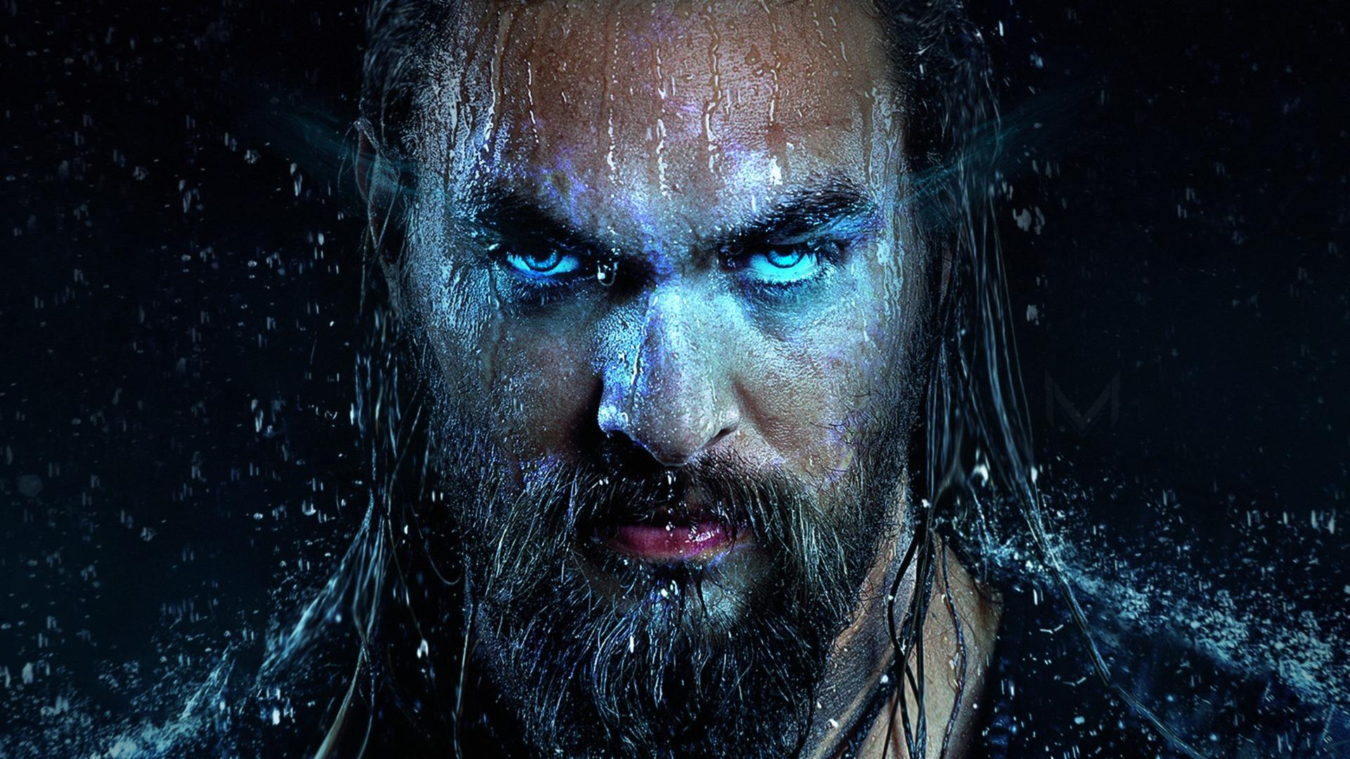 Aquaman Movie Free Download In Hindi In 1080: Download 1920x1080 Wallpaper Aquaman, Movie, Jason Momoa