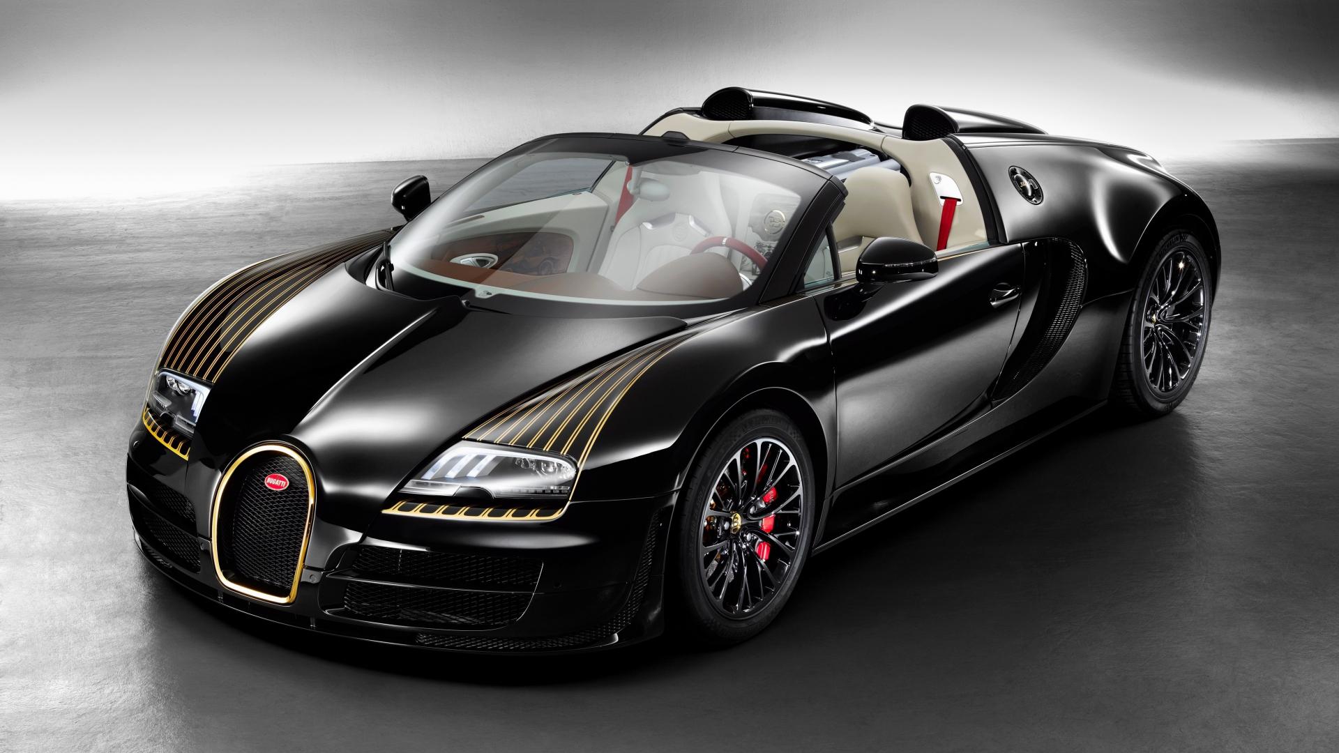 Download 1920x1080 Wallpaper Bugatti Veyron Supercar