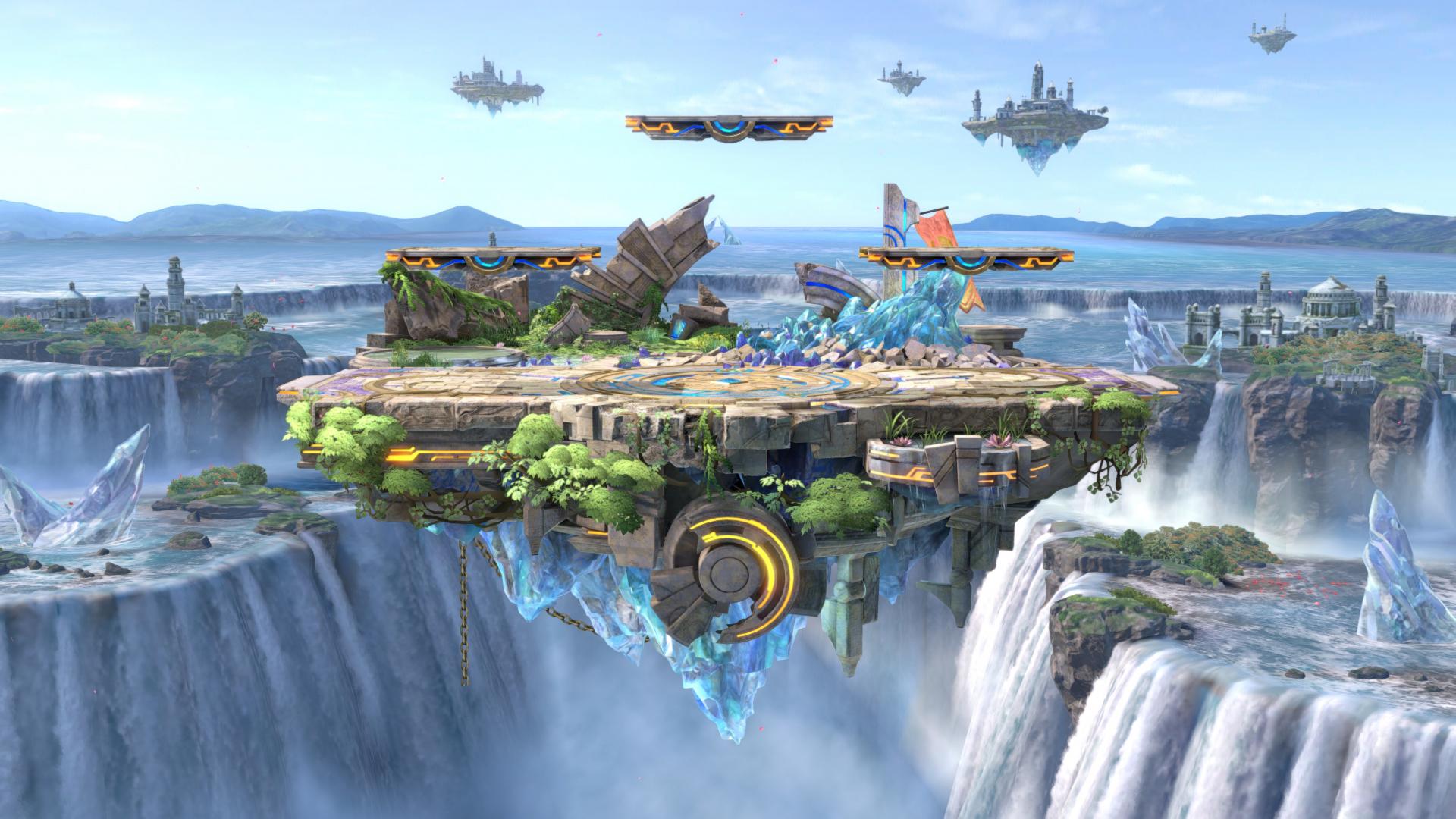 Download 1920x1080 Wallpaper Super Smash Bros Ultimate Video