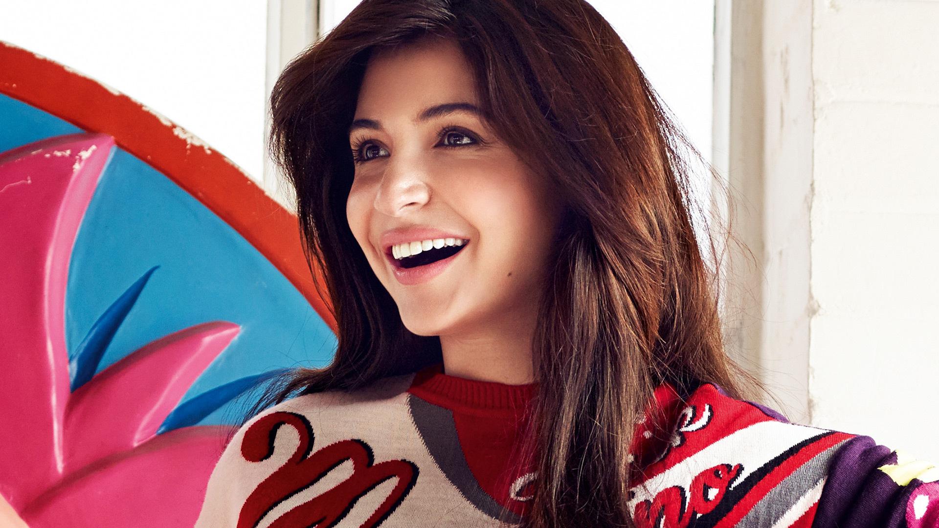 Download 1920x1080 Wallpaper Anushka Sharma Vogue India Full Hd