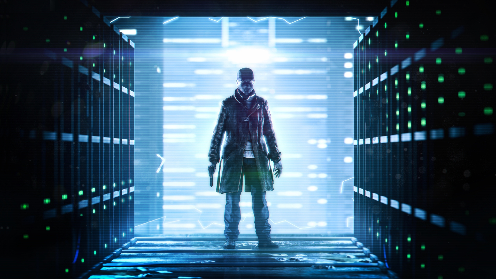 Download 1920x1080 Wallpaper Aiden Pearce Video Game Watch Dogs