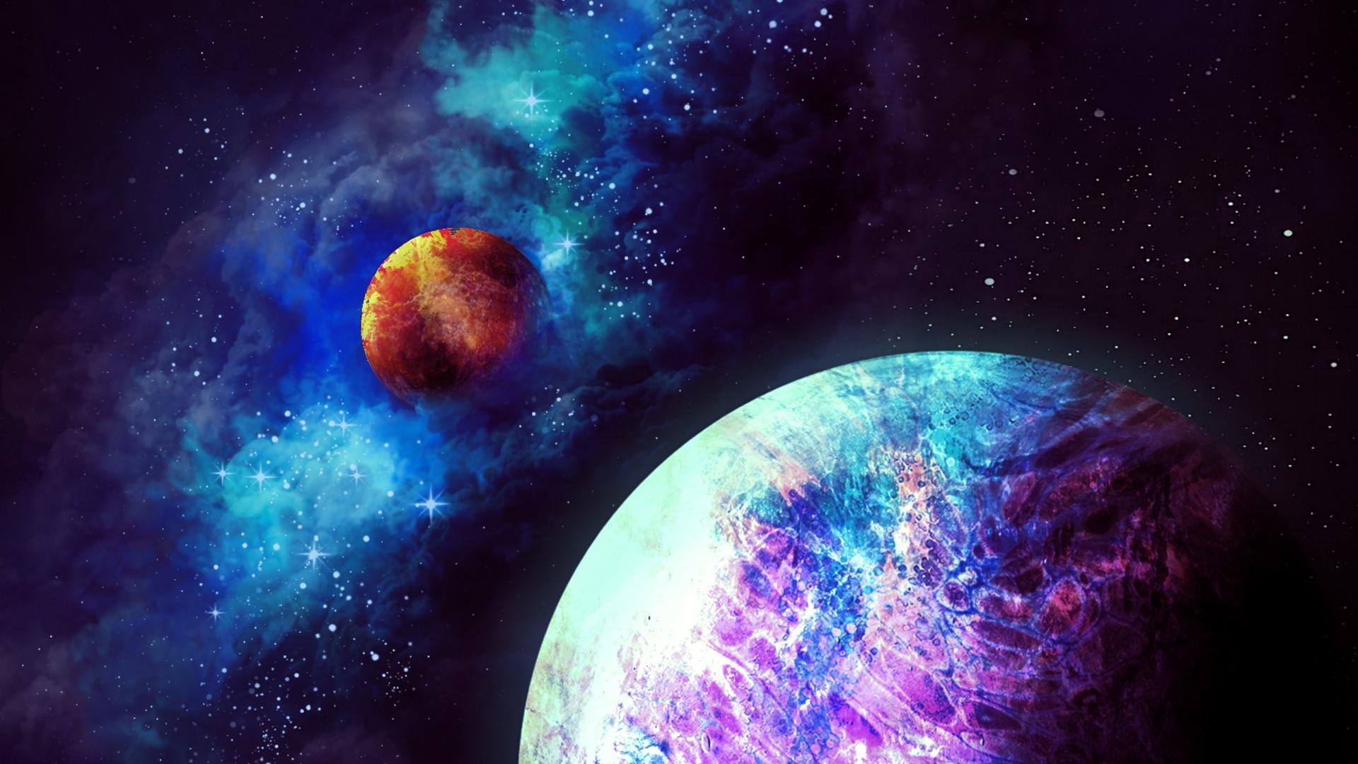 planets nebula