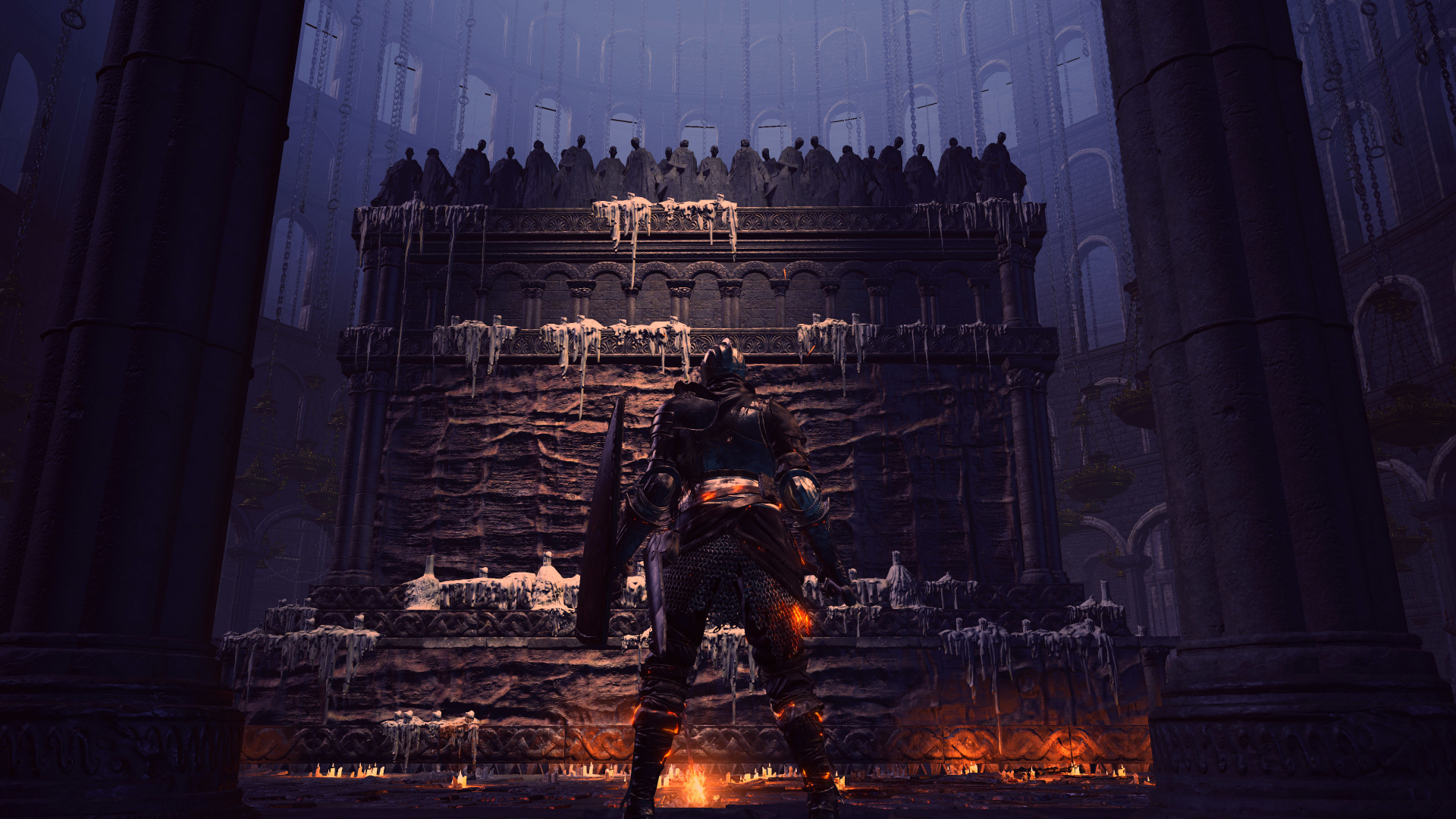 Download 1920x1080 Wallpaper Warrior Video Game Dark Souls Full