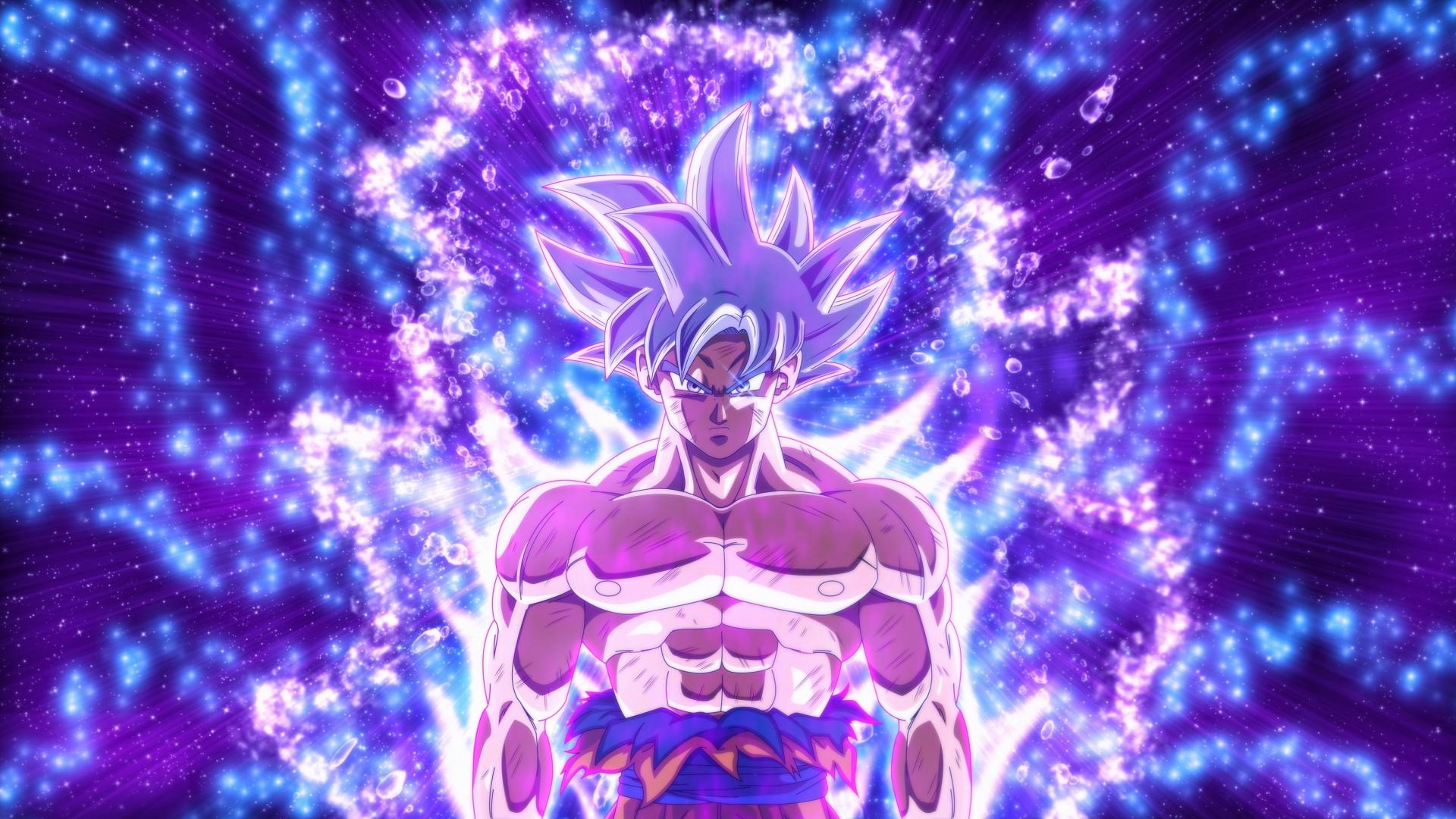Download 1920x1080 Wallpaper Ultra Instinct Goku Dragon Ball