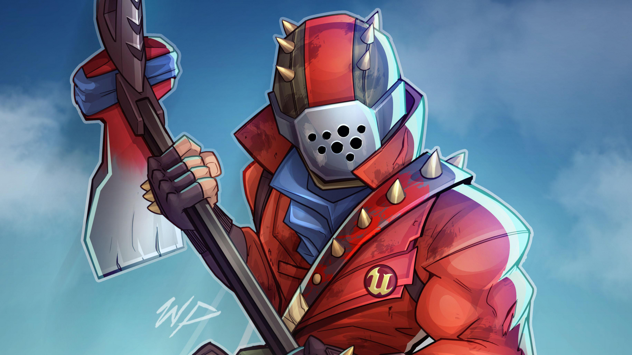 Fortnite Battle Royale Game Wallpaper 62258 1920x1080 Px