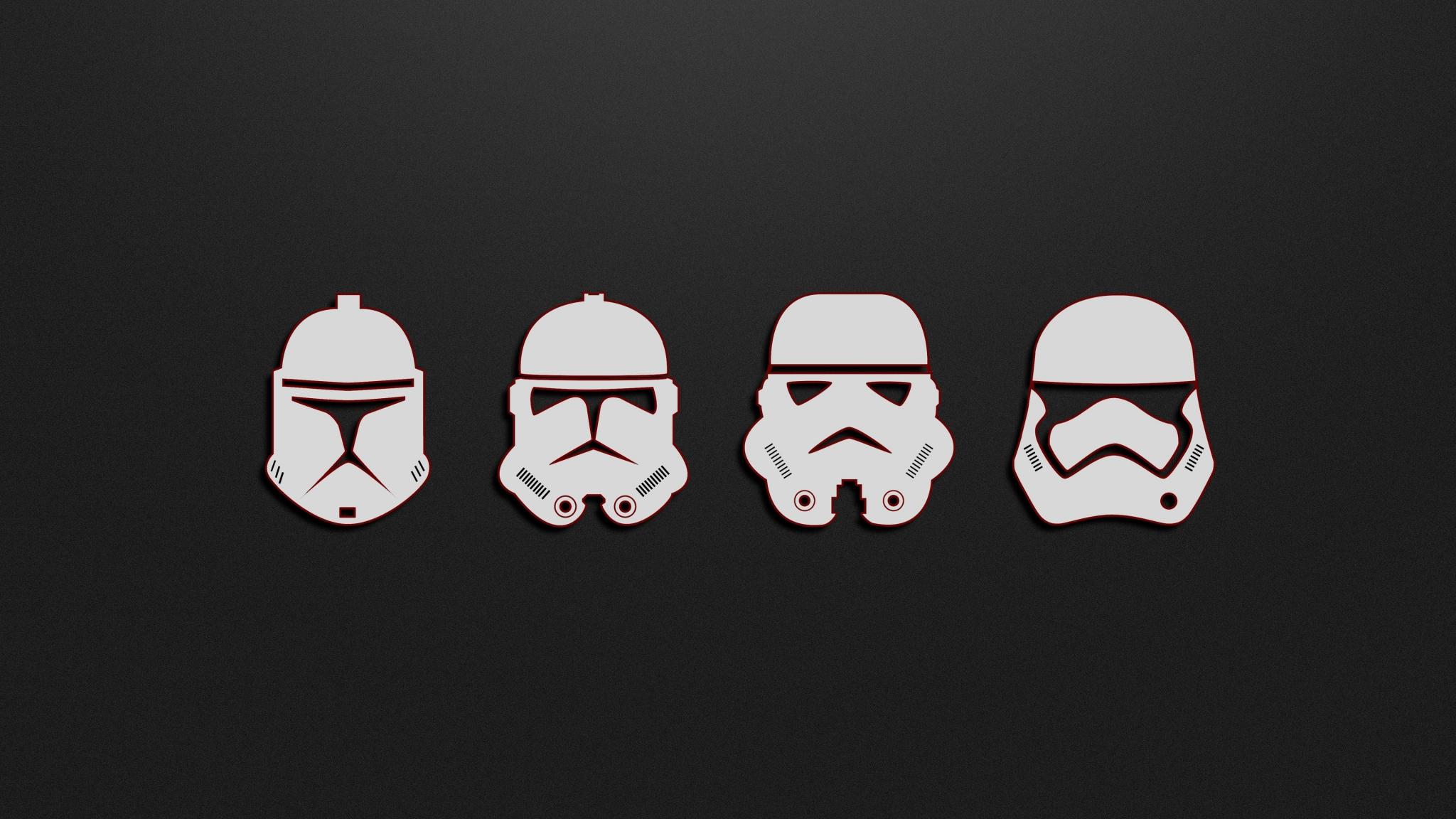 Storm Trooper Tattoo Flowers