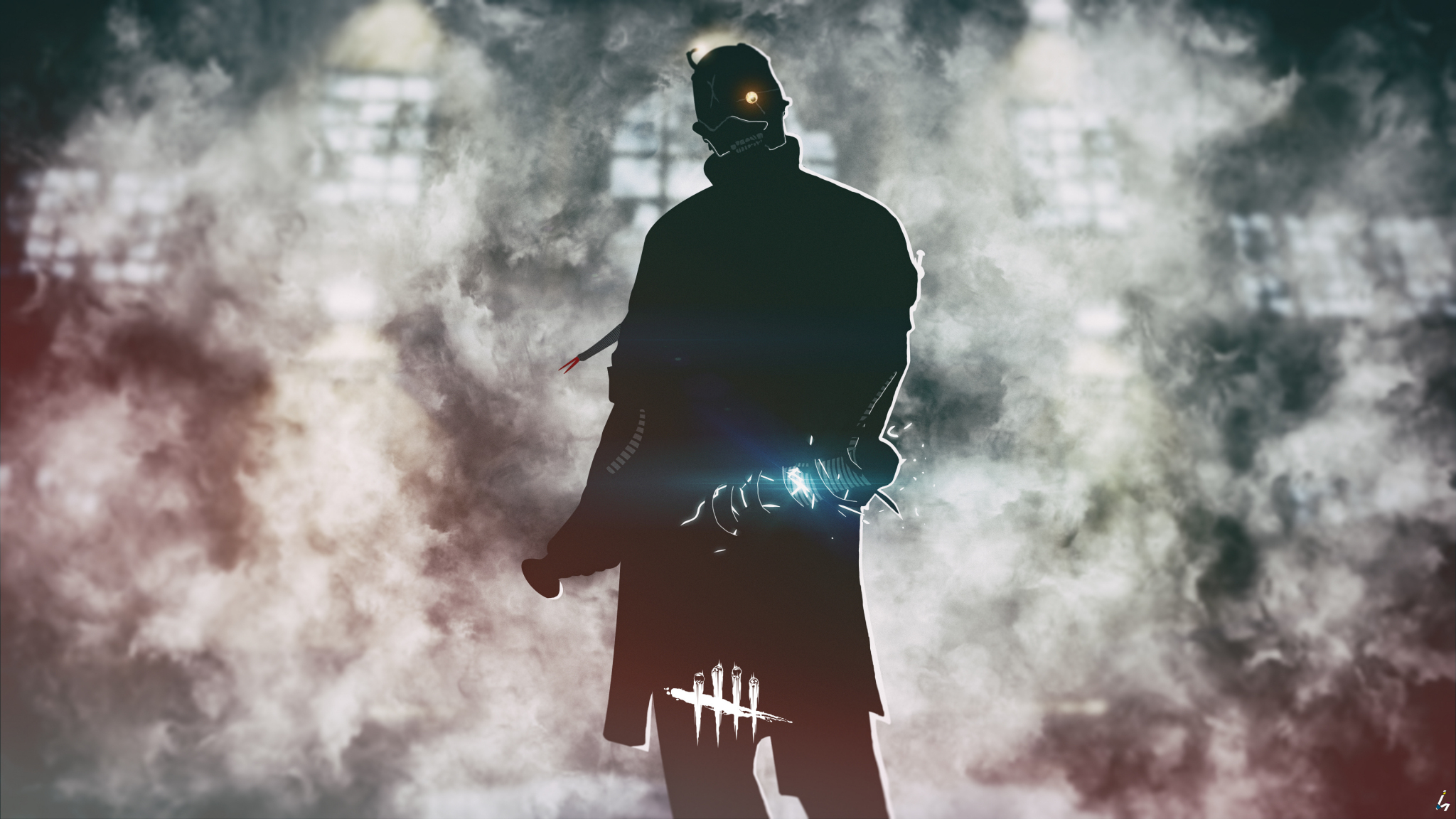 Download 2048x1152 Wallpaper Dead By Daylight The Doctor