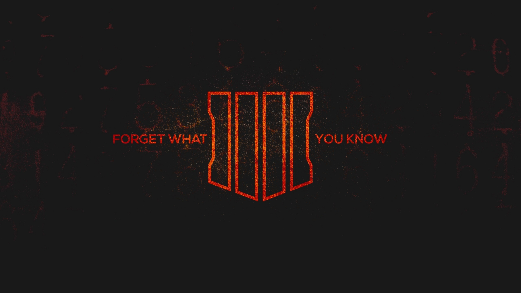 Download 2048x1152 Wallpaper Call Of Duty Black Ops 4 Poster