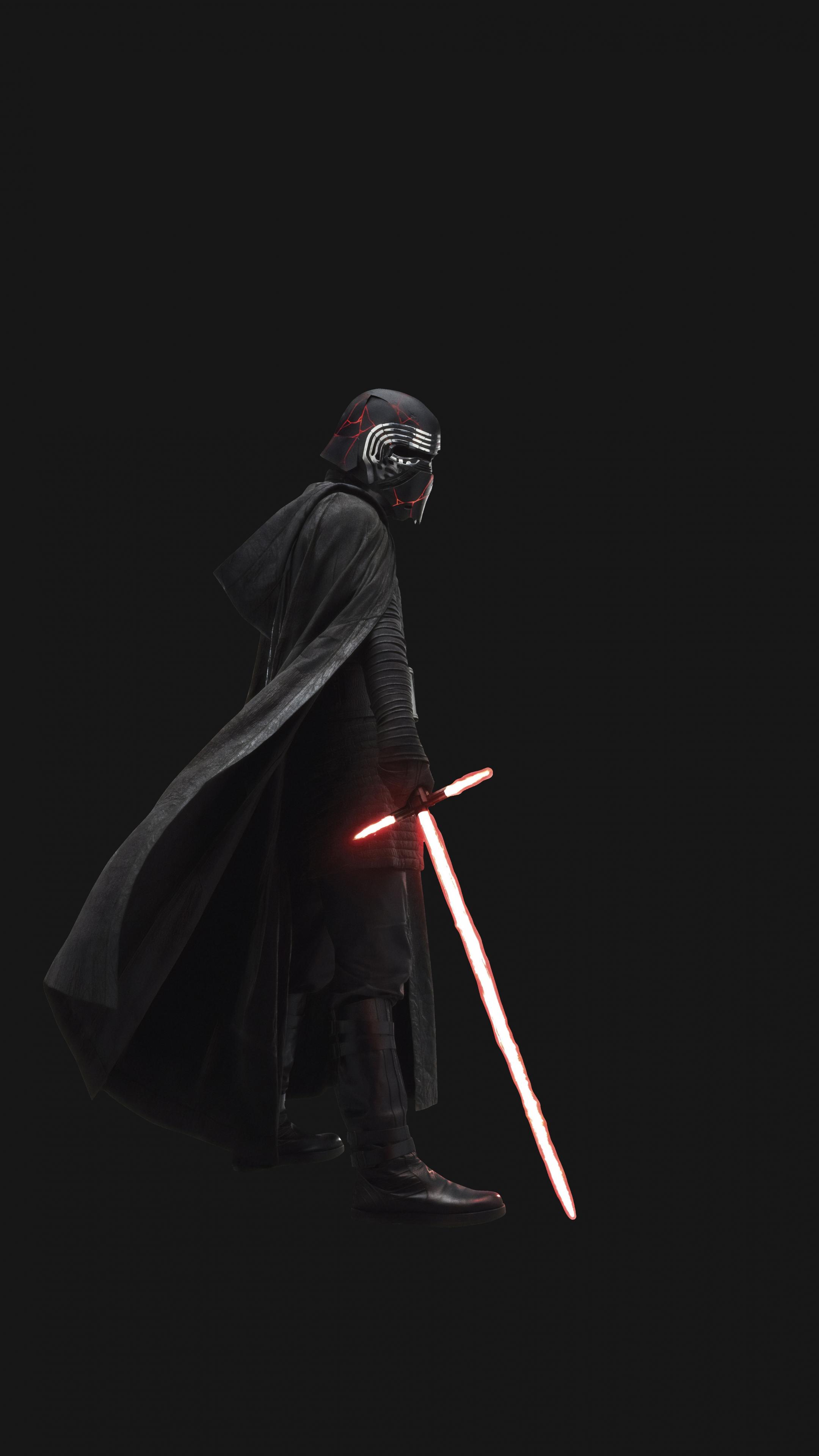 Download 2160x3840 Wallpaper Star Wars The Rise Of Skywalker