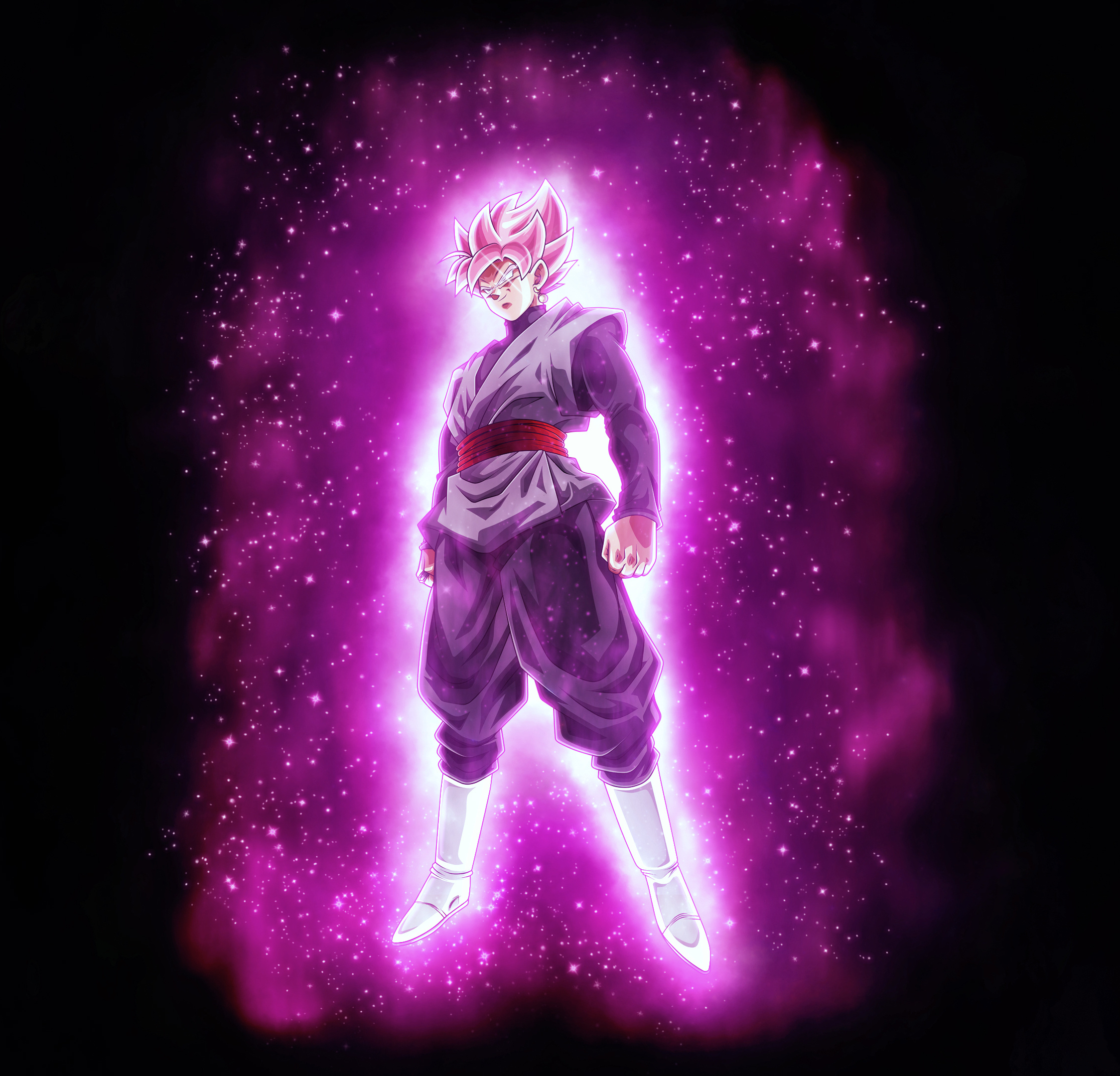 Download 2248x2248 Wallpaper Black Goku Ultra Instinct