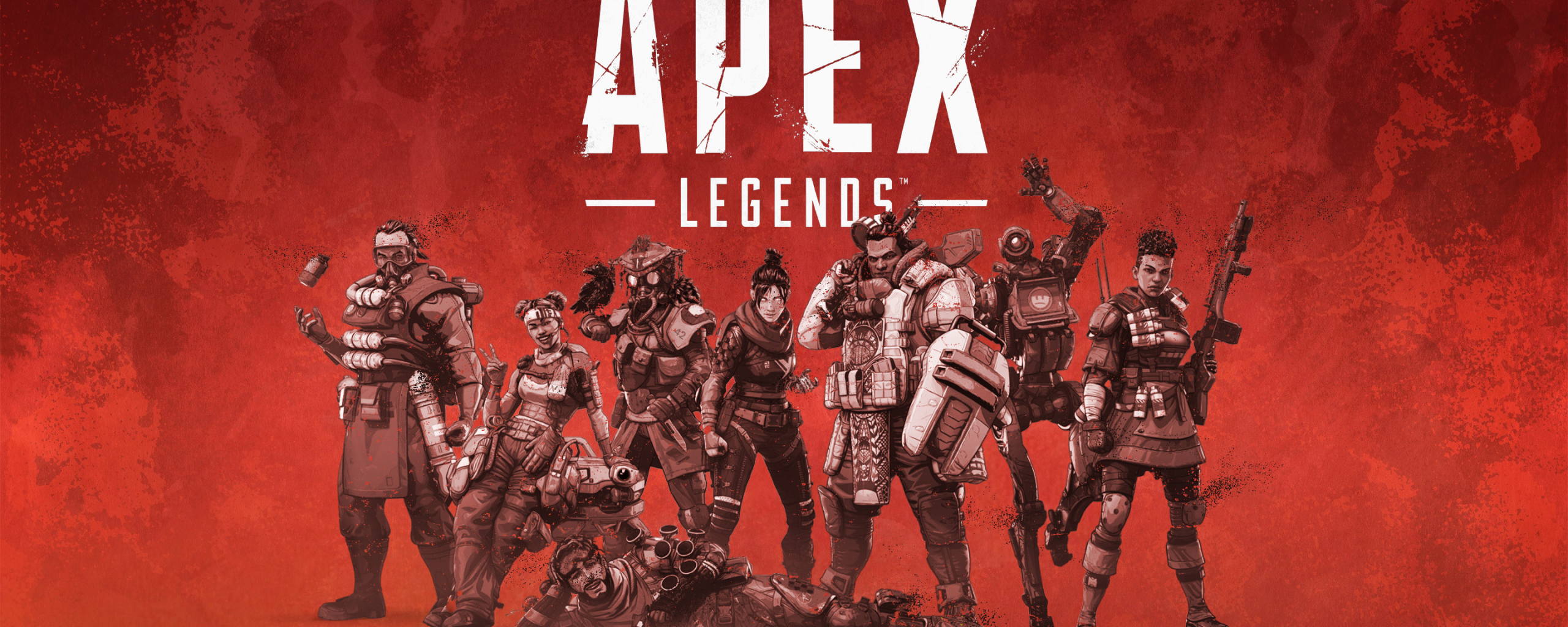 Download 2560x1024 Wallpaper Poster Video Game 19 Apex Legends Dual Wide Wide 21 9 Widescreen 2560x1024 Hd Image Background