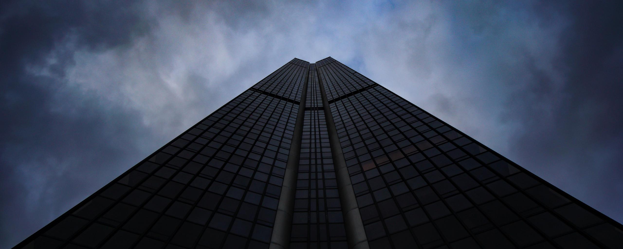 Download 2560x1024 wallpaper skyscraper, buildings, architecture ...
