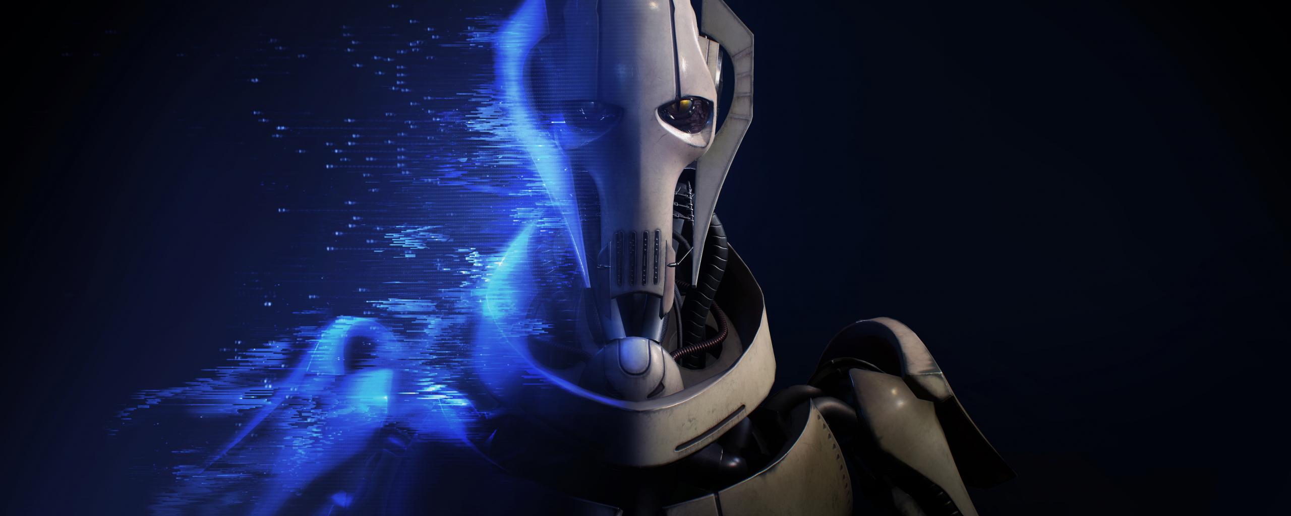 Download 2560x1024 Wallpaper Star Wars Battlefront Ii General Grievous Video Game Art Dual Wide Wide 21 9 Widescreen 2560x1024 Hd Image Background 10357