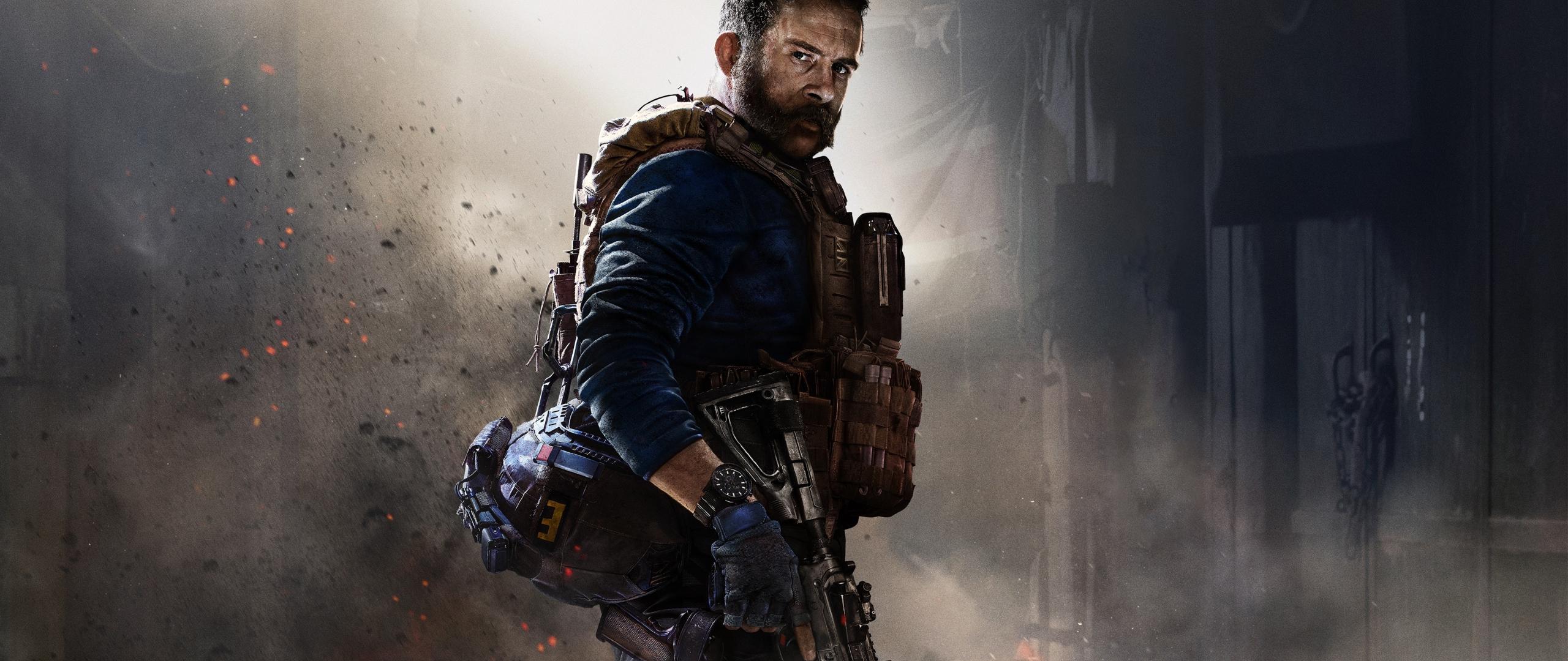 Download 2560x1080 wallpaper call of duty: modern warfare ...