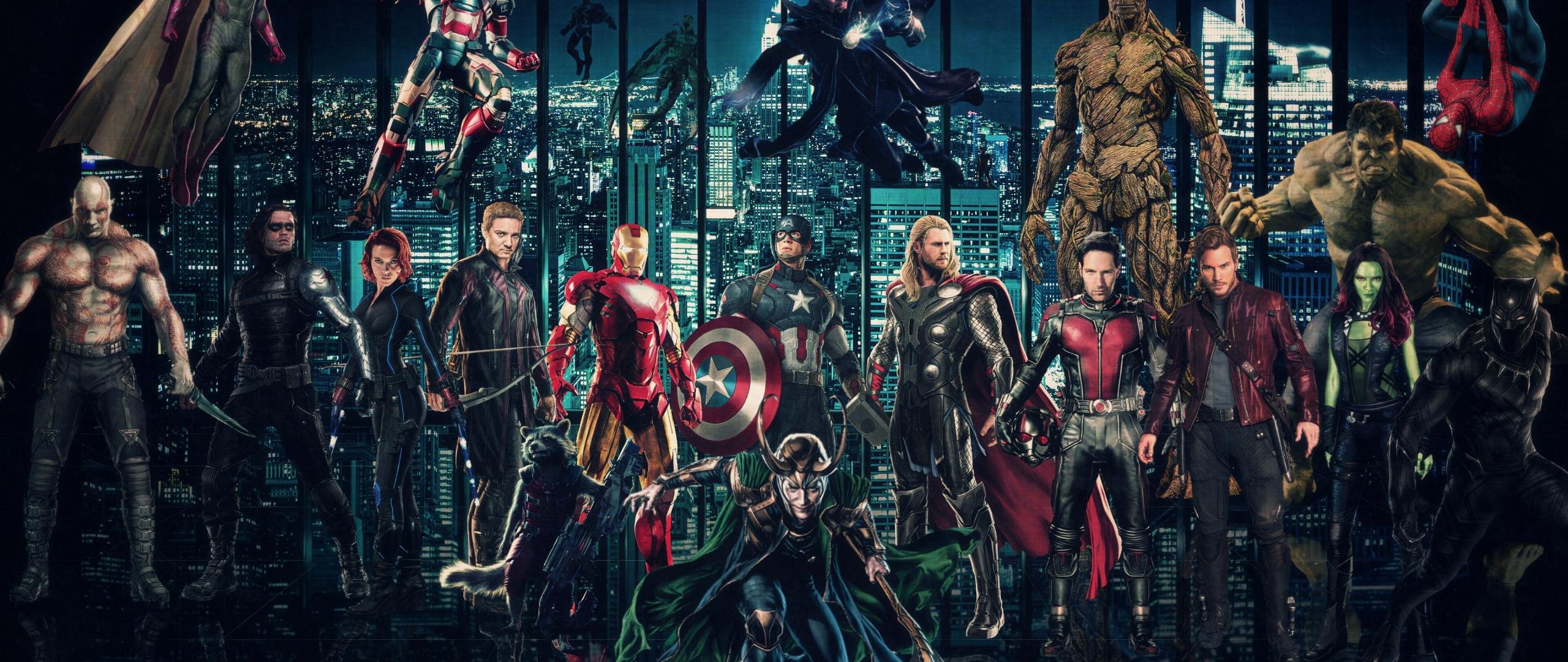 Avengers Chronologia