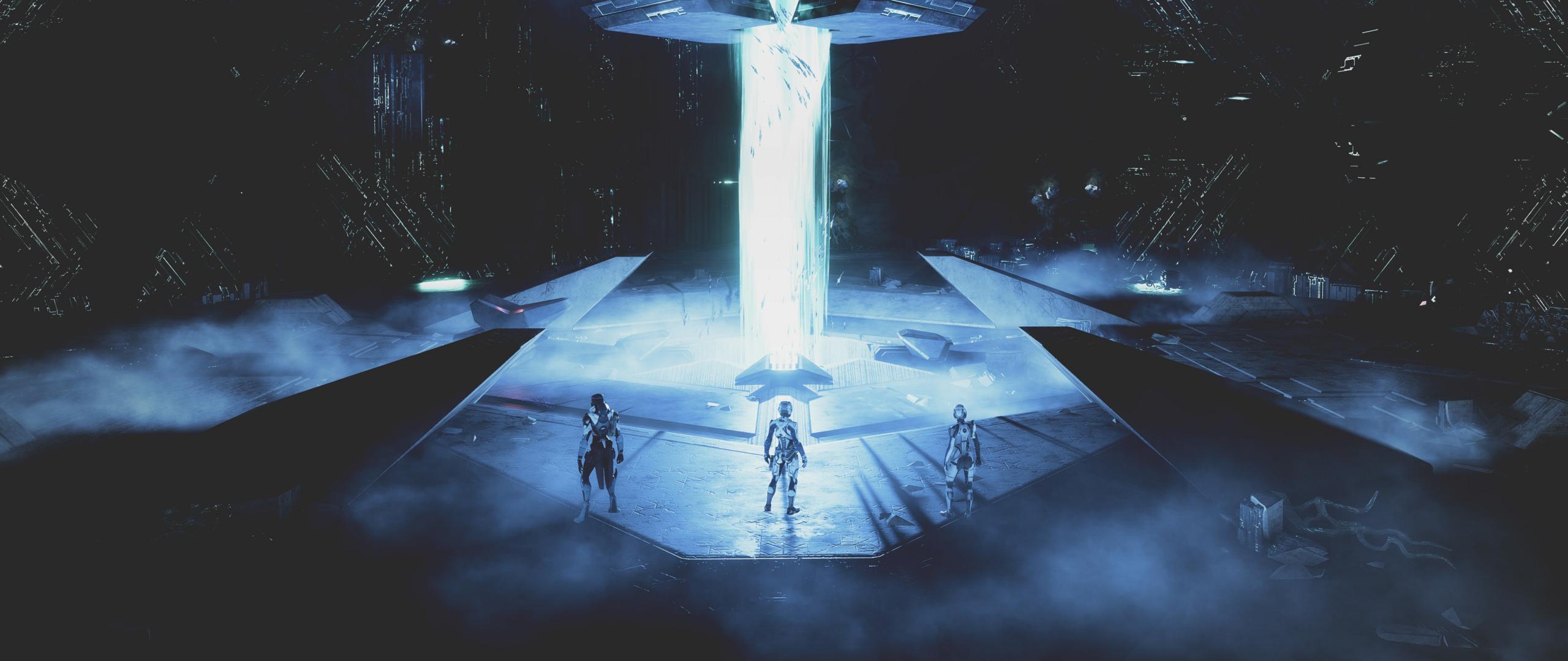 Download 2560x1080 Wallpaper Mass Effect Andromeda