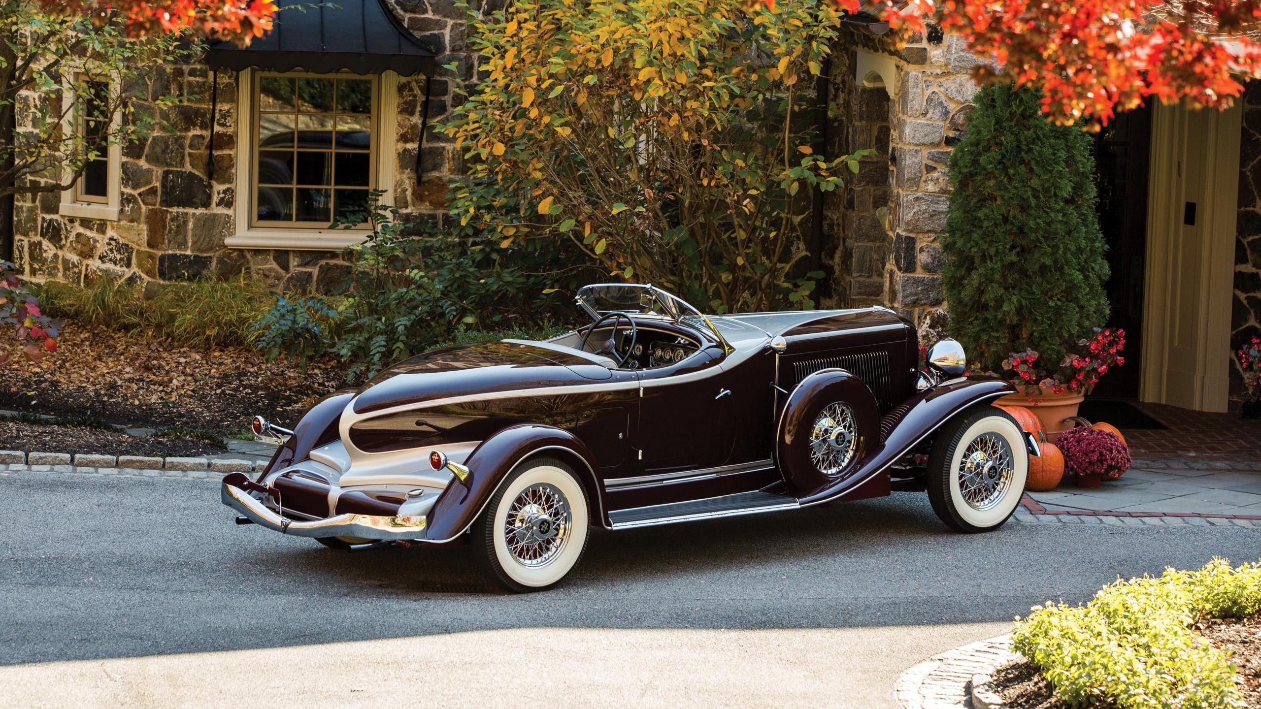 Download 2560x1440 Wallpaper Classic Car 1934 Auburn Twelve Salon Speedster Dual Wide Widescreen 16 9 Widescreen 2560x1440 Hd Image Background 9127
