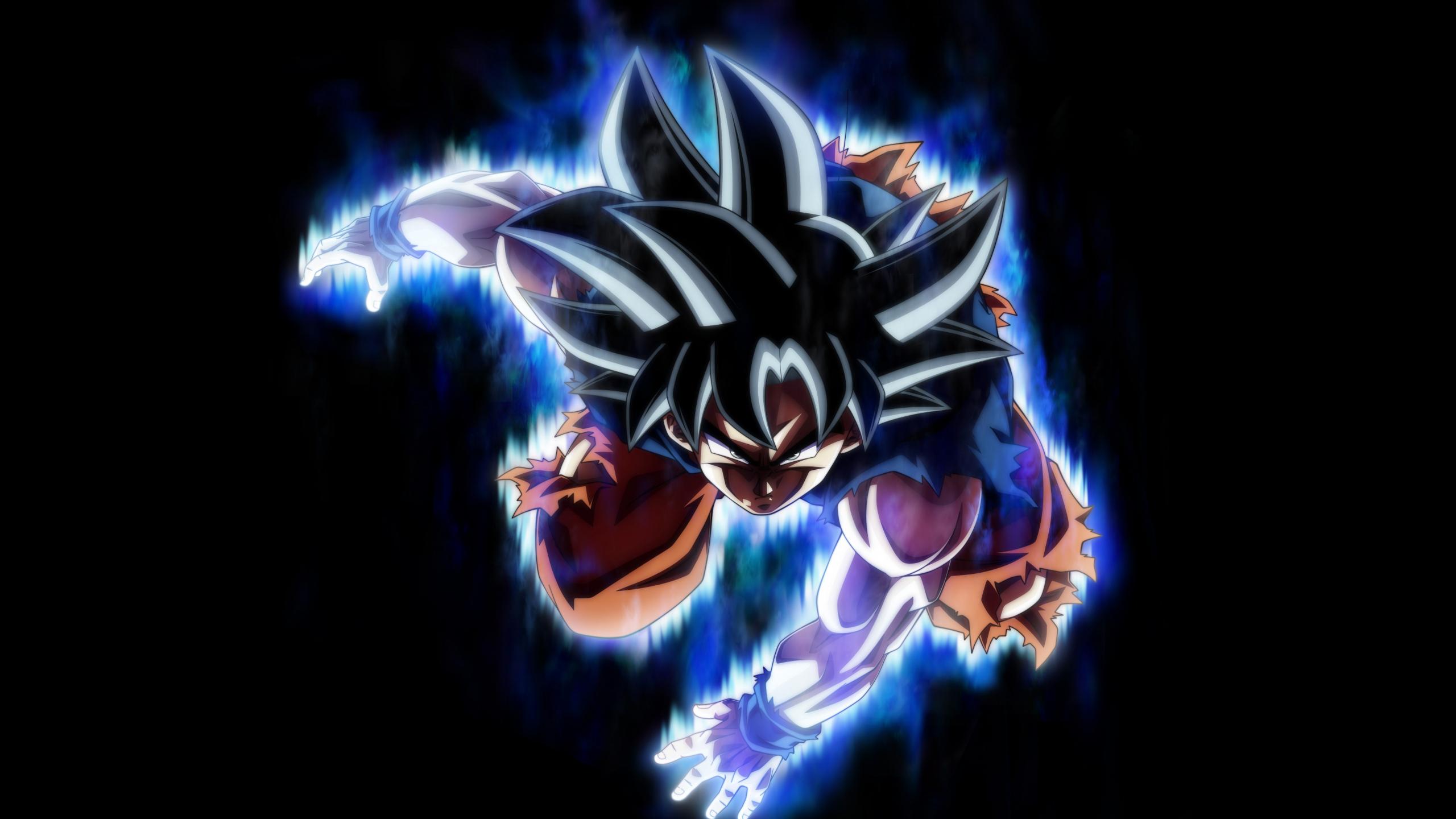 Download 2560x1440 Wallpaper Dragon Ball Super, Super