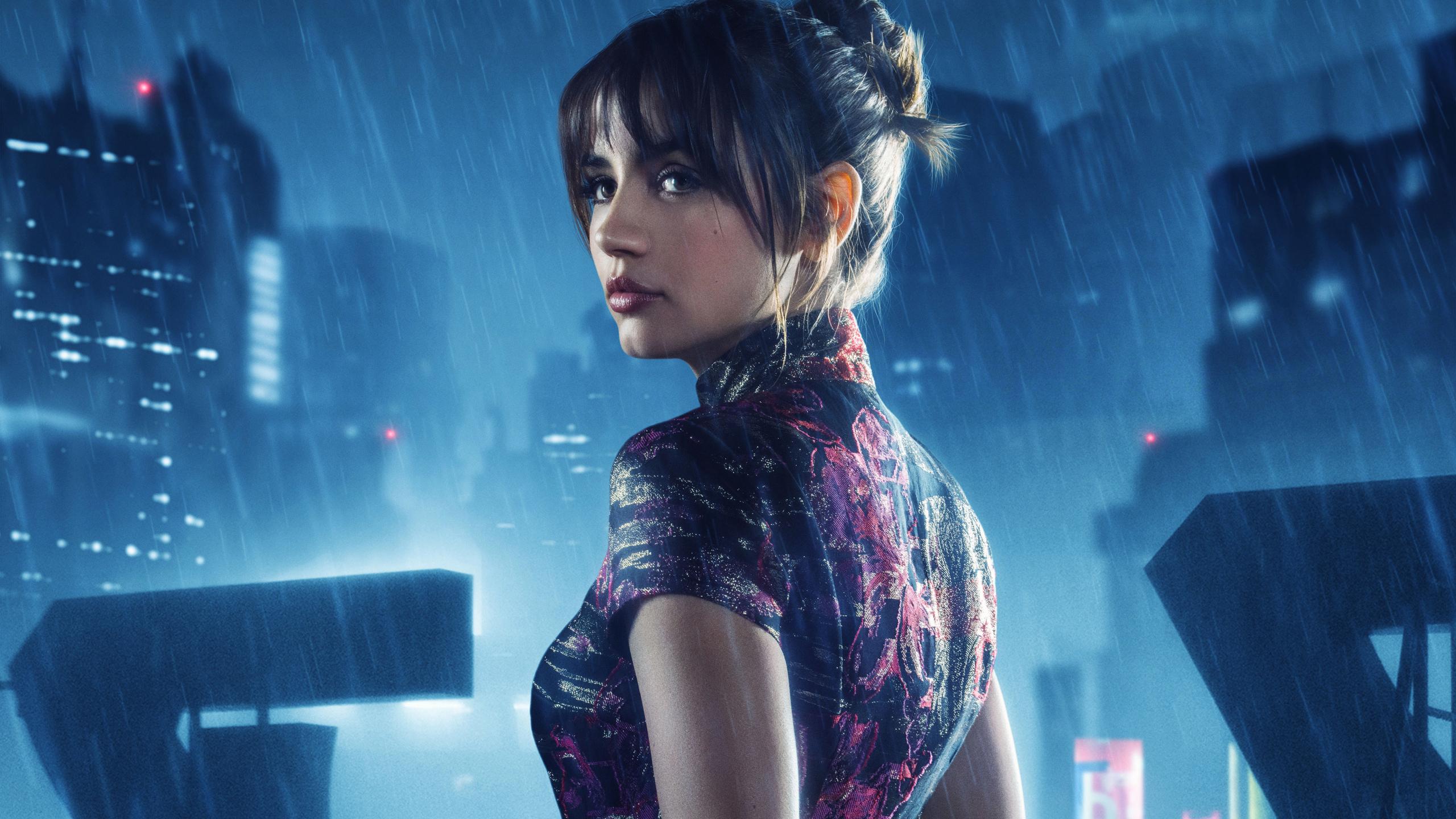 Download 2560x1440 Wallpaper Ana De Armas Joi Blade Runner 2049 Actress Movie Dual Wide Widescreen 16 9 Widescreen 2560x1440 Hd Image Background 467