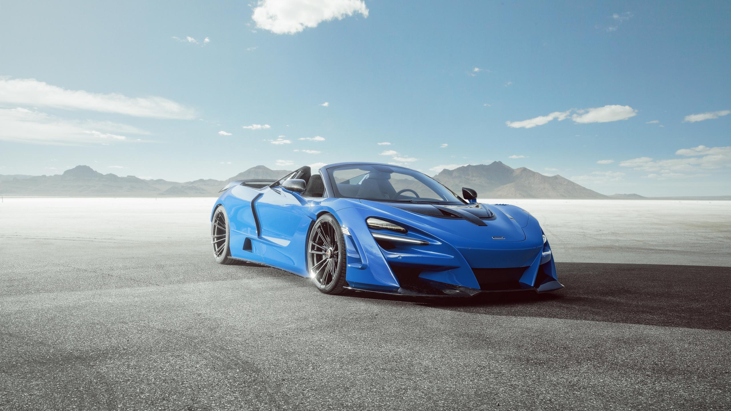 Download 2560x1440 Wallpaper Blue Car 2020 Mclaren 720s N Largo Dual Wide Widescreen 16 9 Widescreen 2560x1440 Hd Image Background 23879